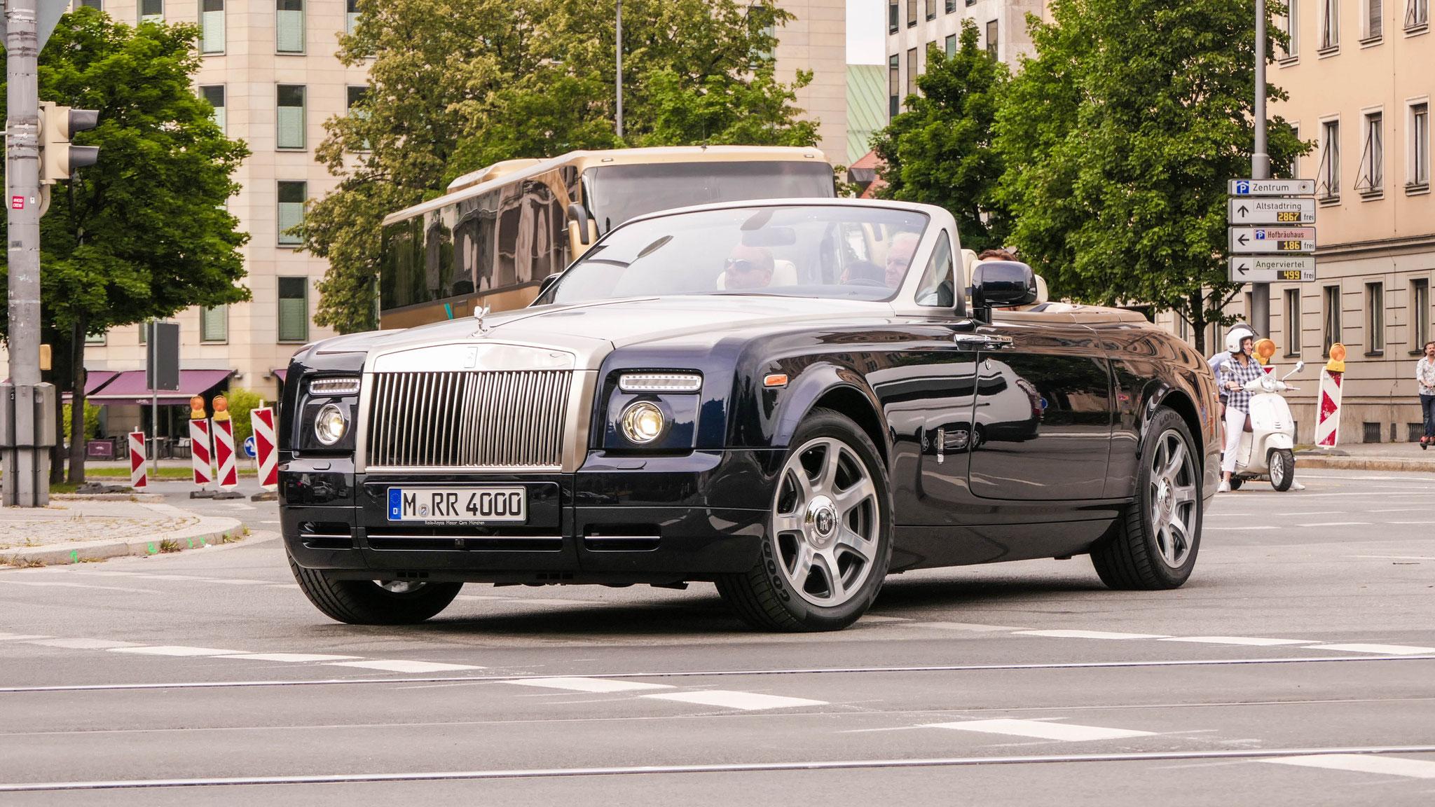 Rolls Royce Drophead - M-RR-4000