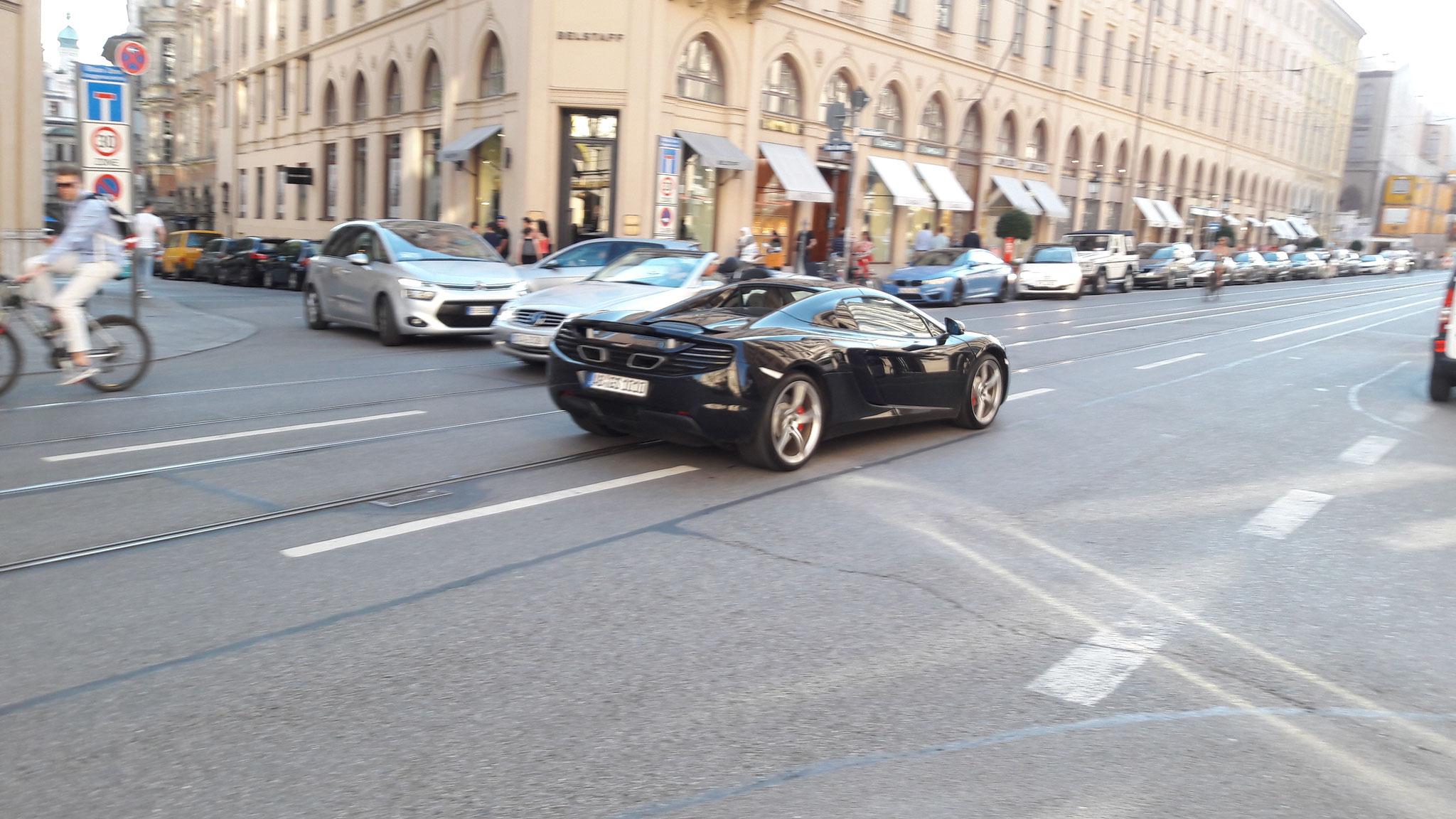 McLaren MP4-12C Spider - AB-BS-1010