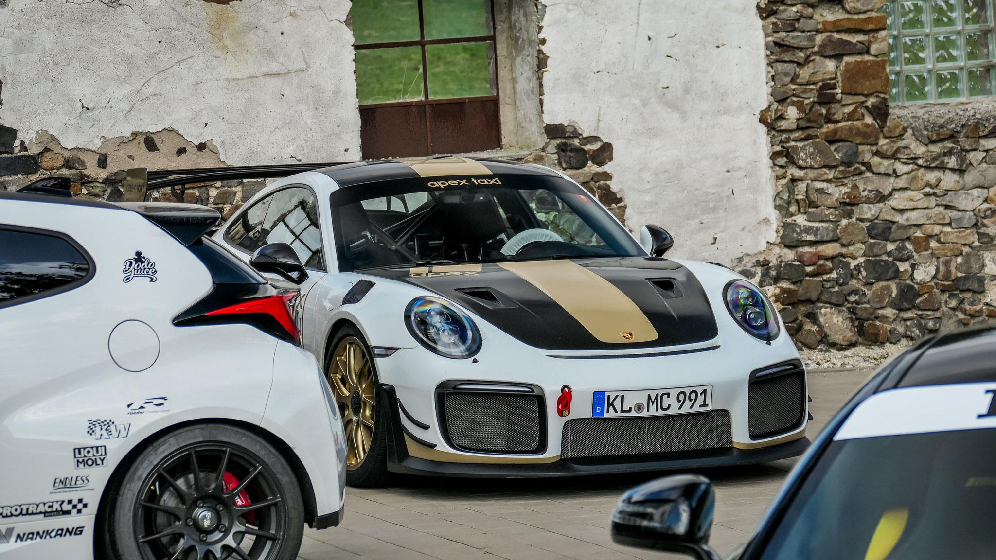 Porsche GT2 RS - KL-MC-991