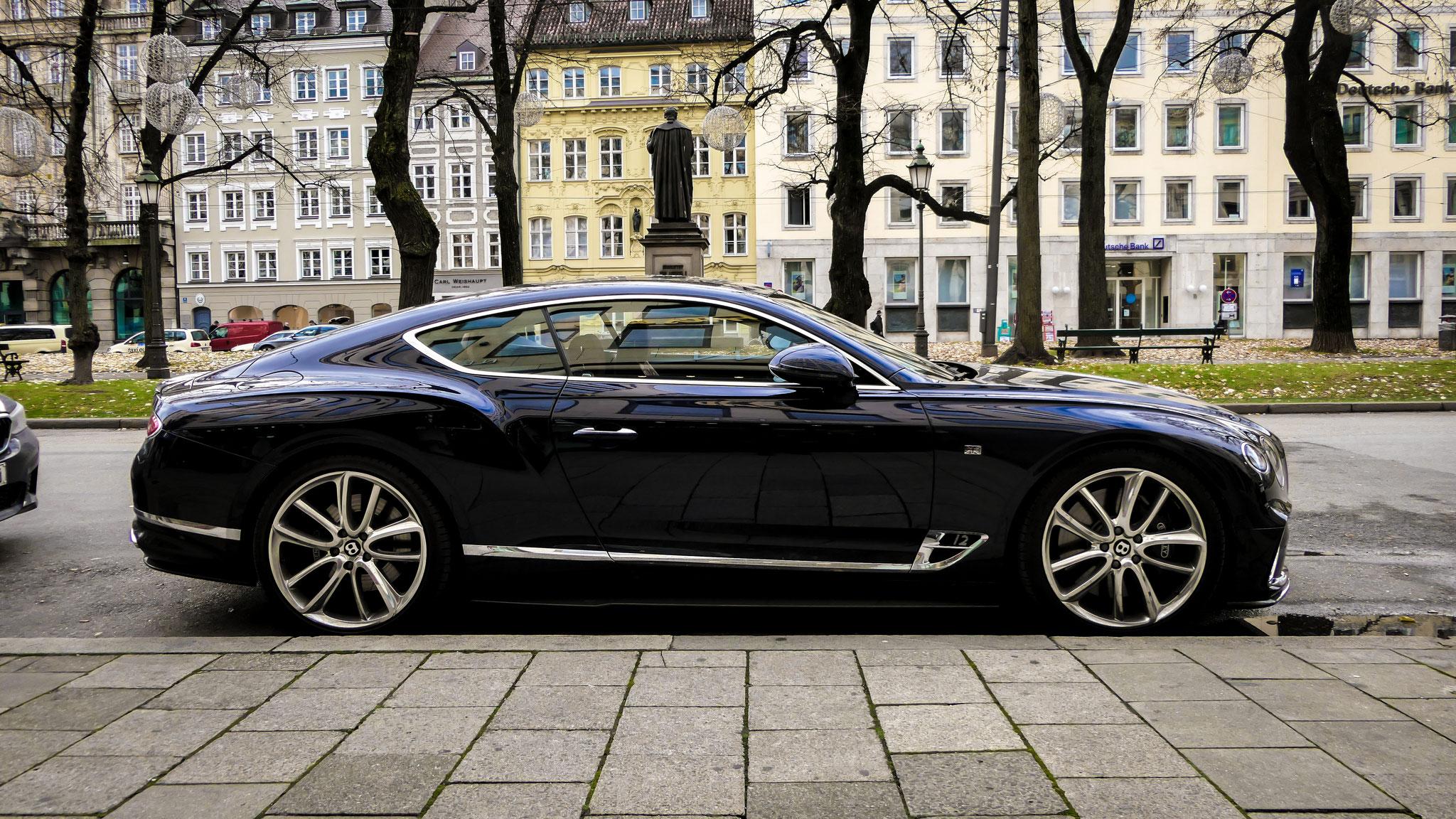 Bentley Continental GT - M-RO-232