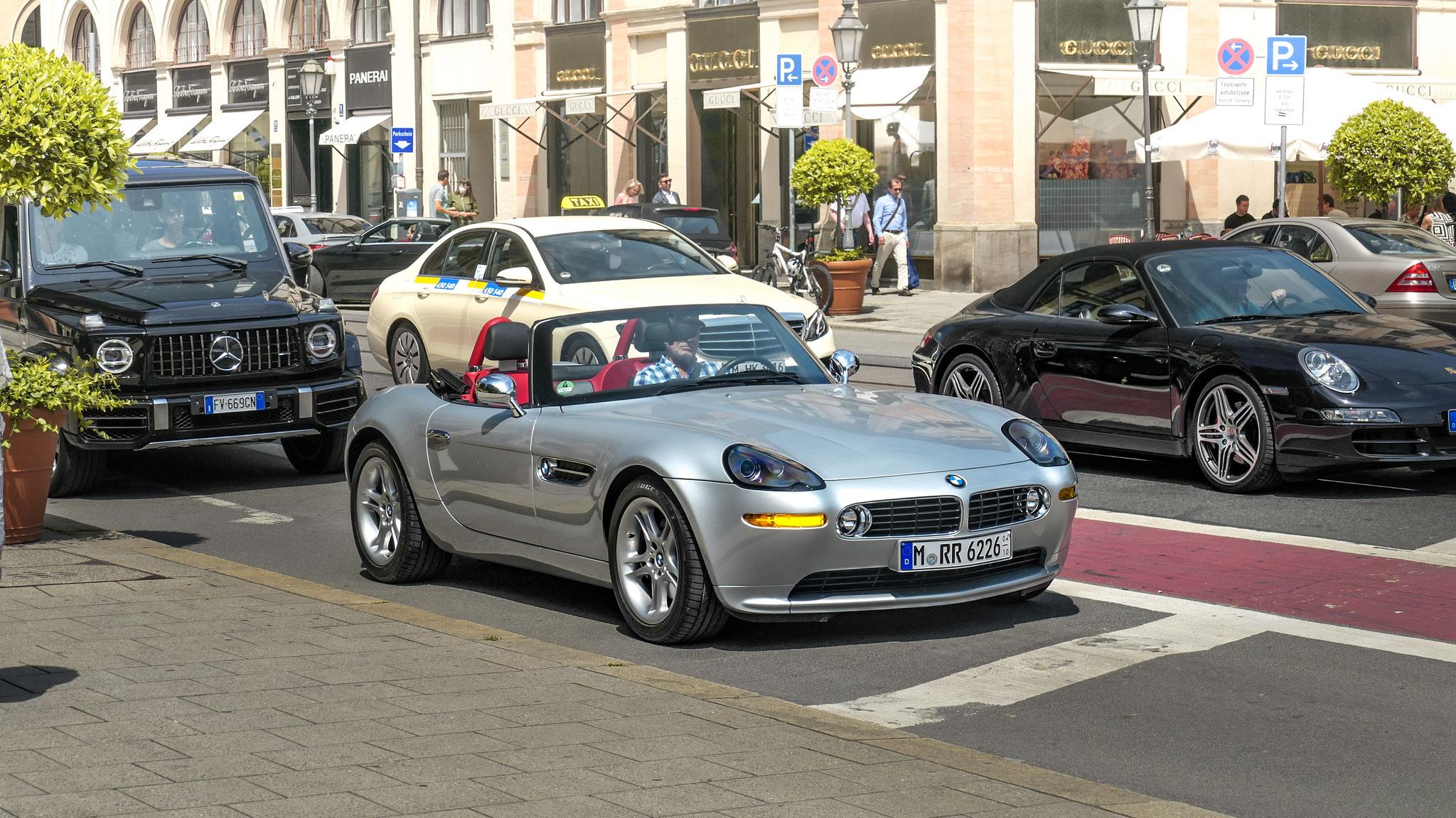 BMW Z8 - M-RR-6226