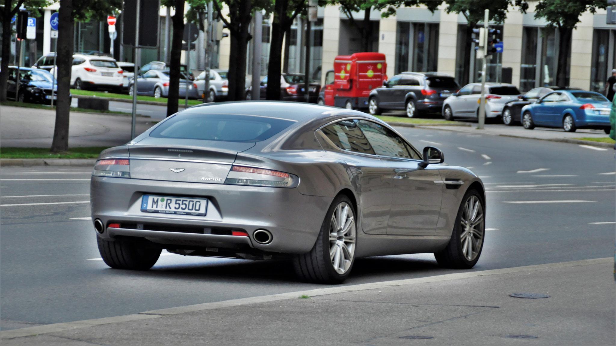 Aston Martin Rapide - M-R-5500