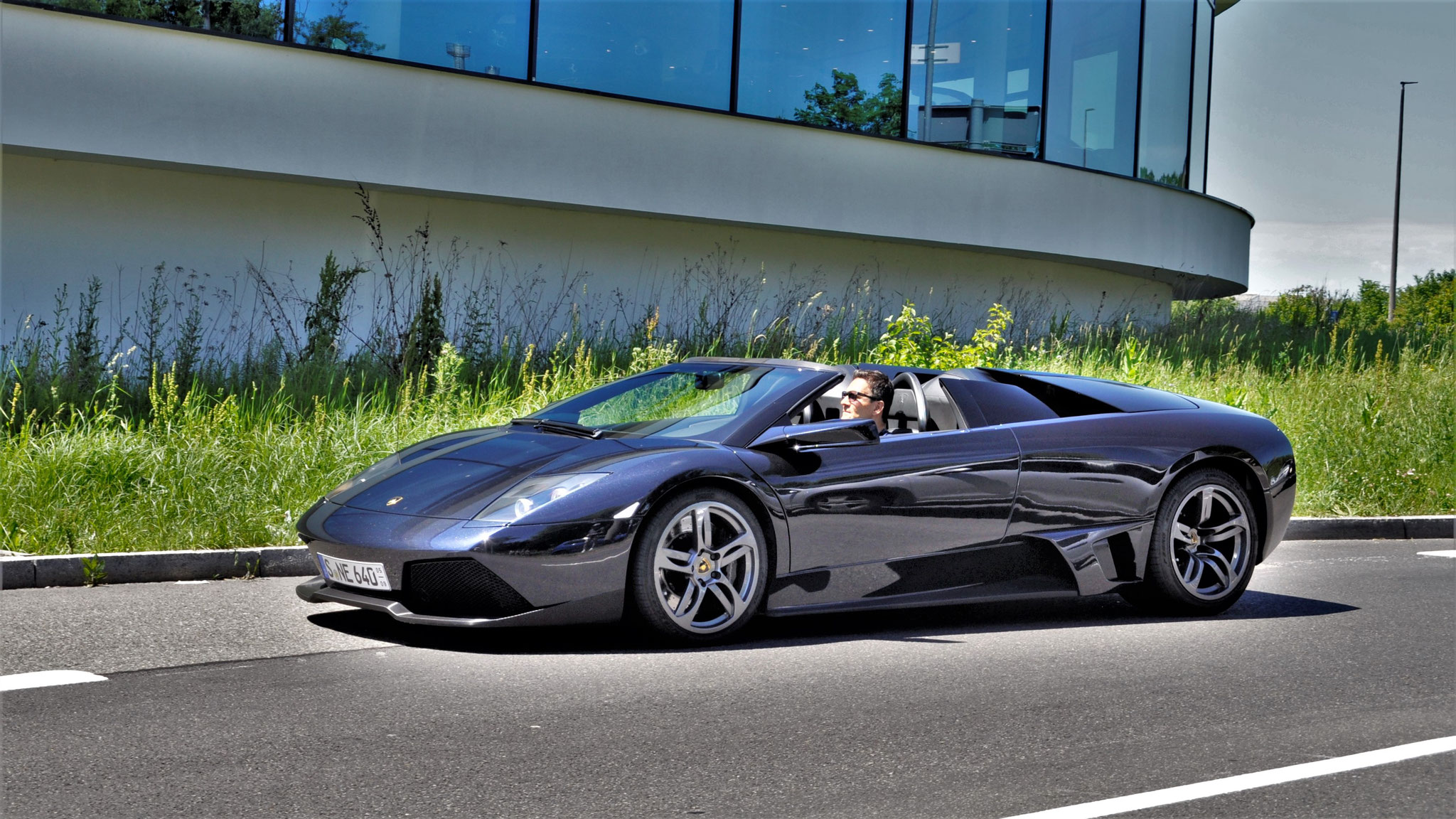 Lamborghini Murcielago Spyder - S-NE-640
