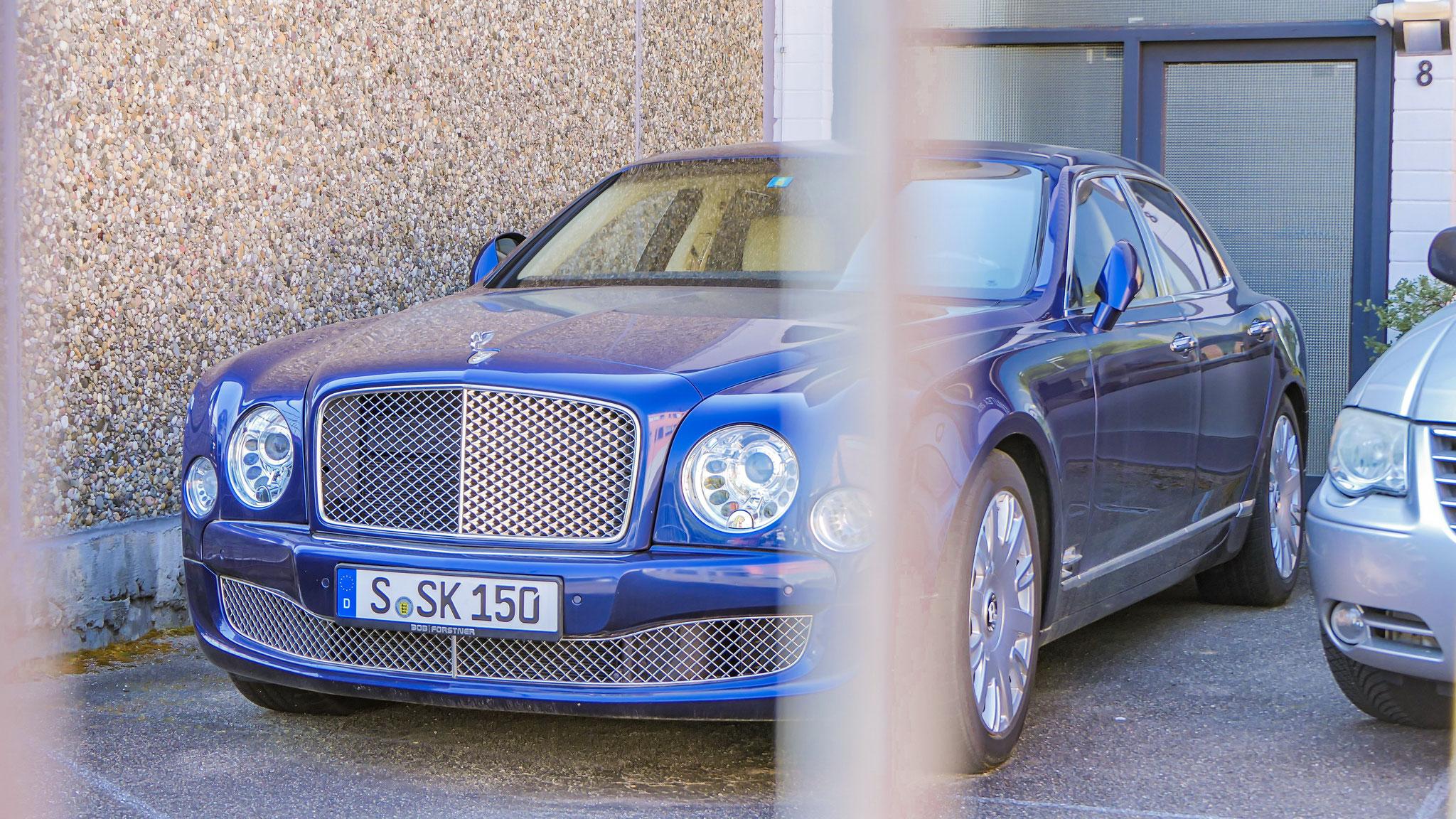 Bentley Mulsanne - S-SK-150