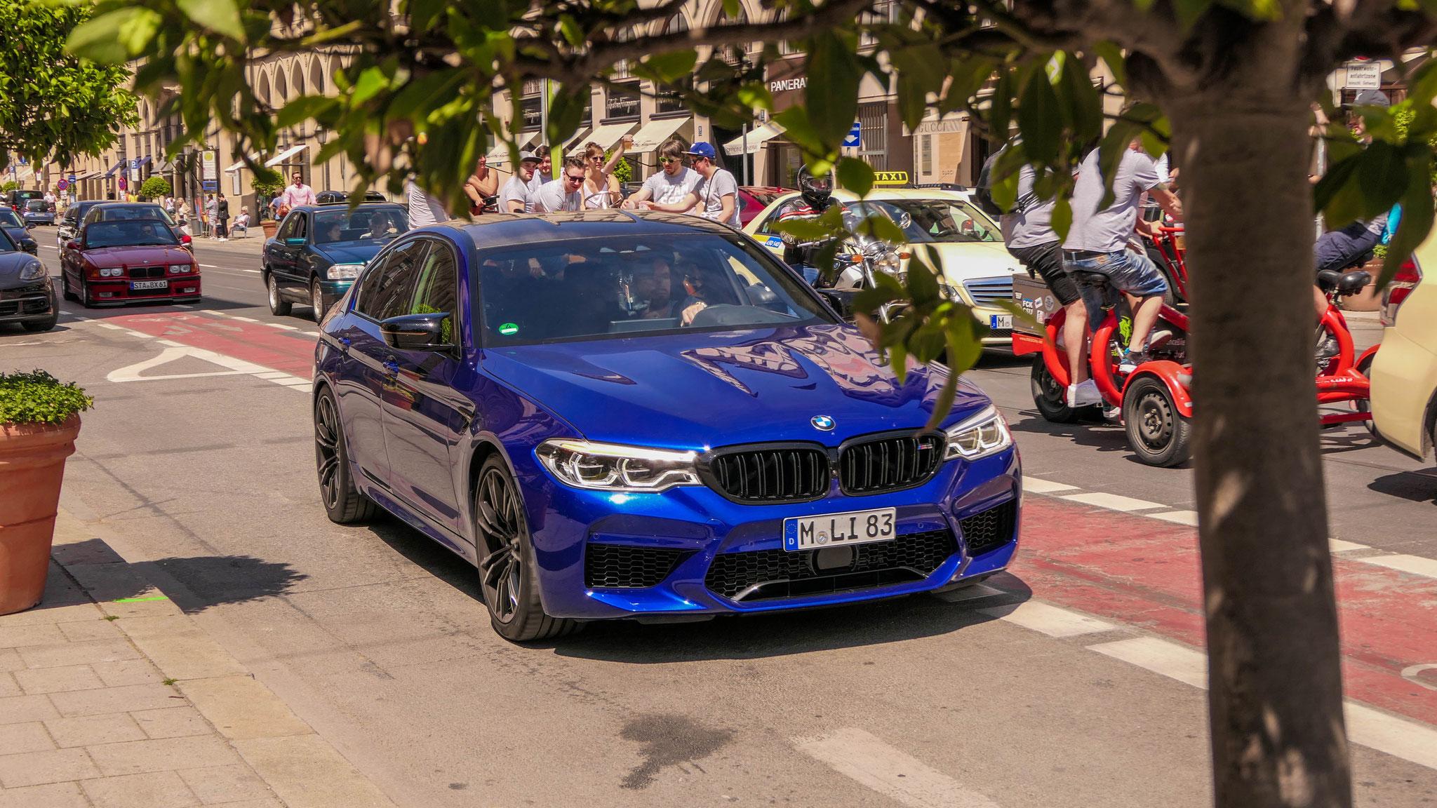 BMW M5 - M-LI-83