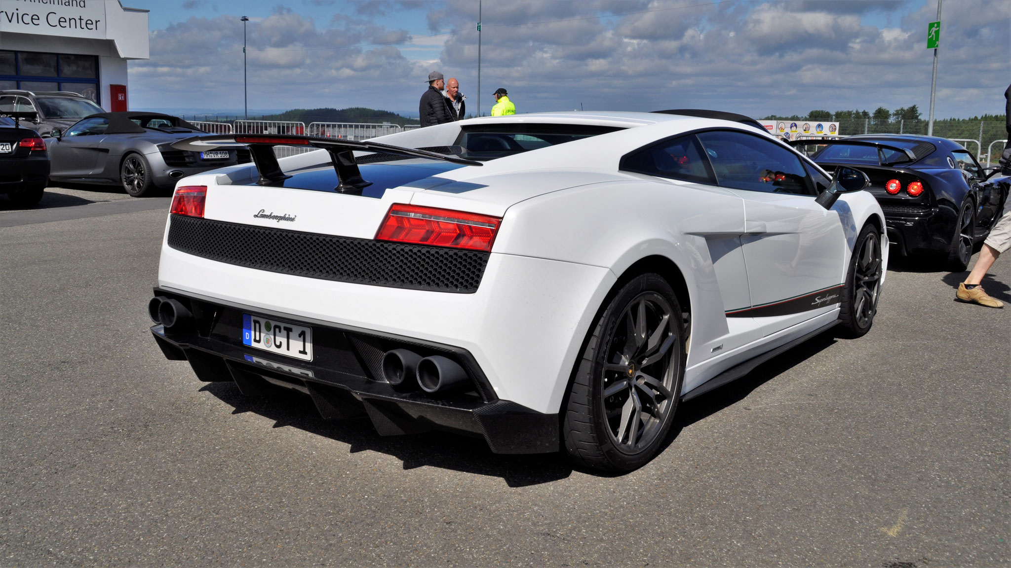 Lamborghini Gallardo Superleggera - D-CT-1