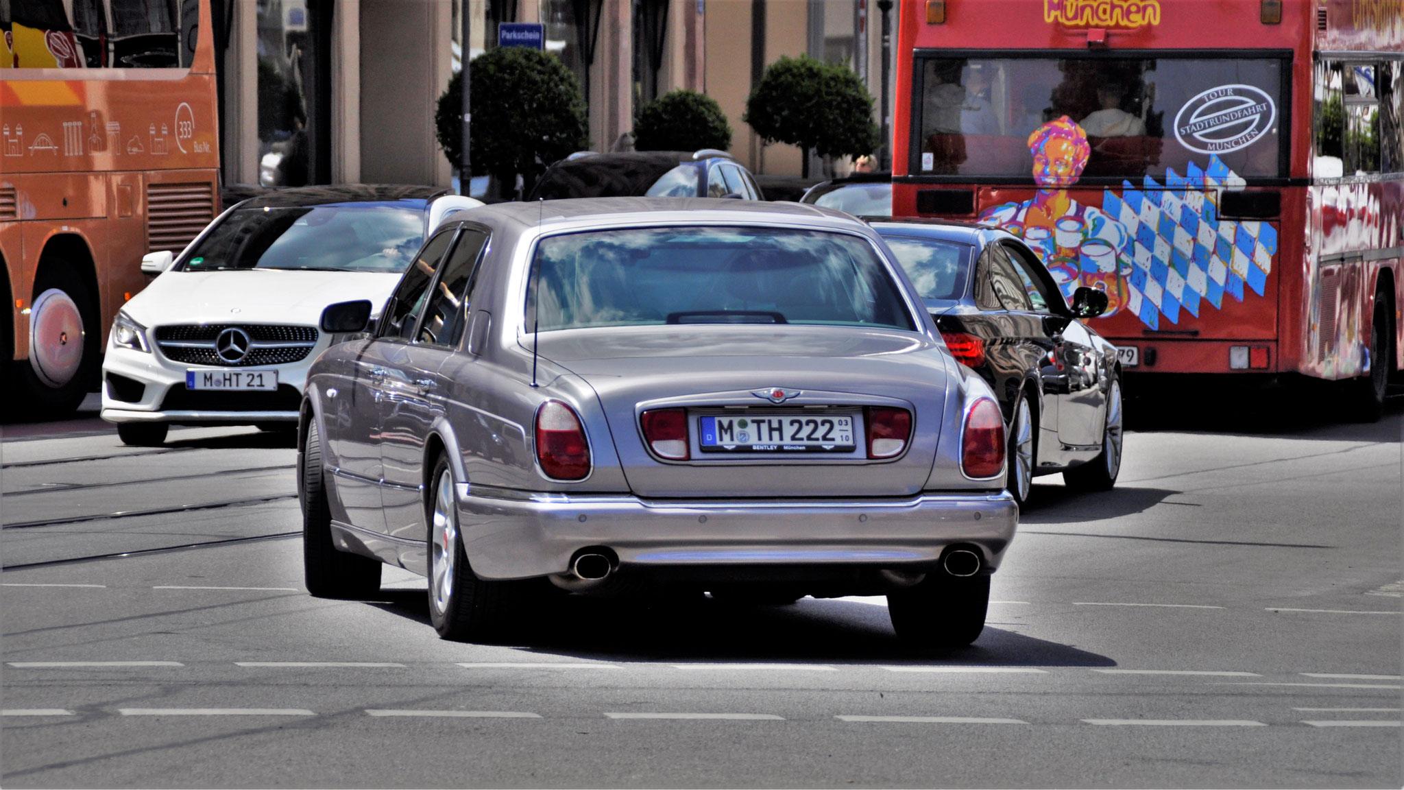Bentley Arnage - M-TH-222