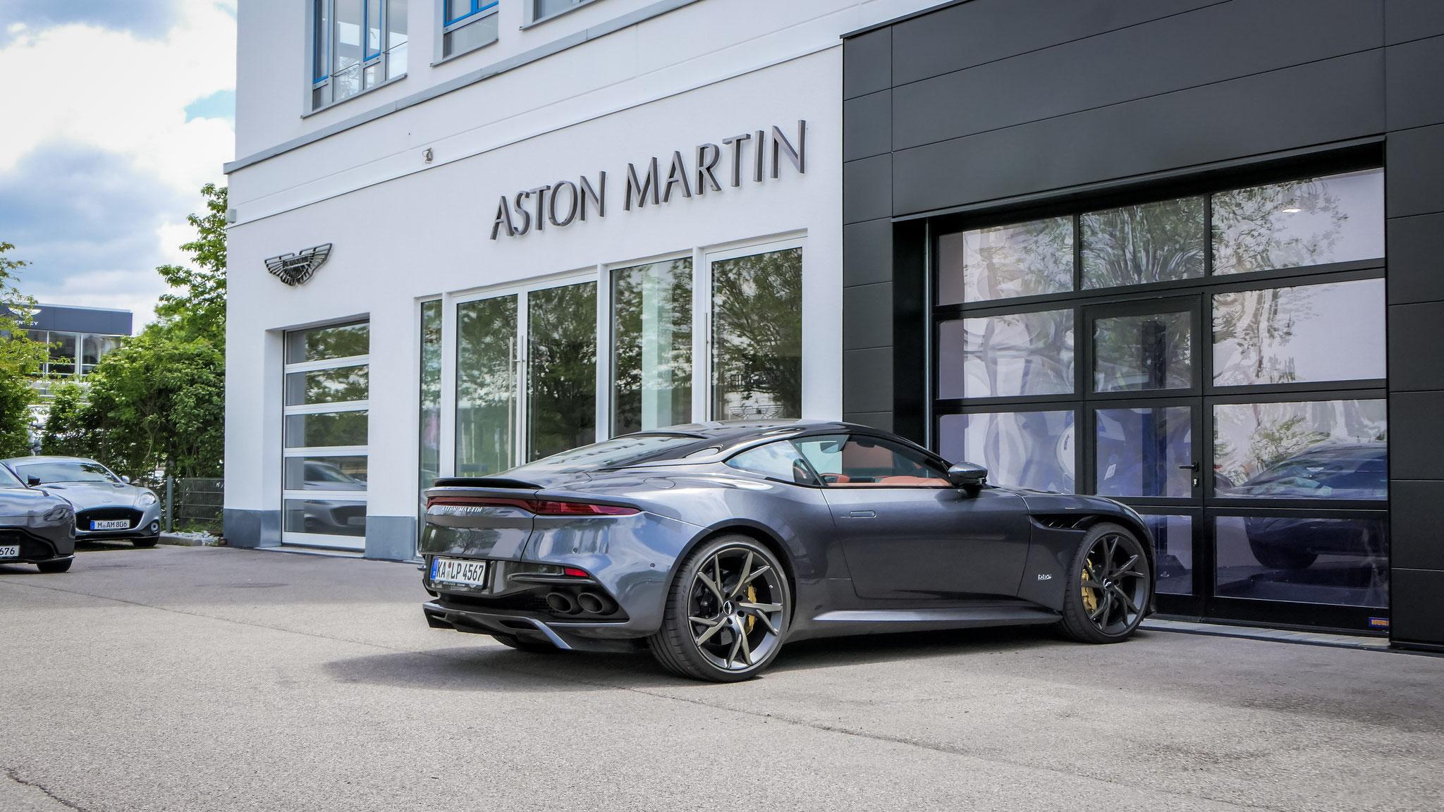 Aston Martin DBS Superleggera - KA-LP-4567