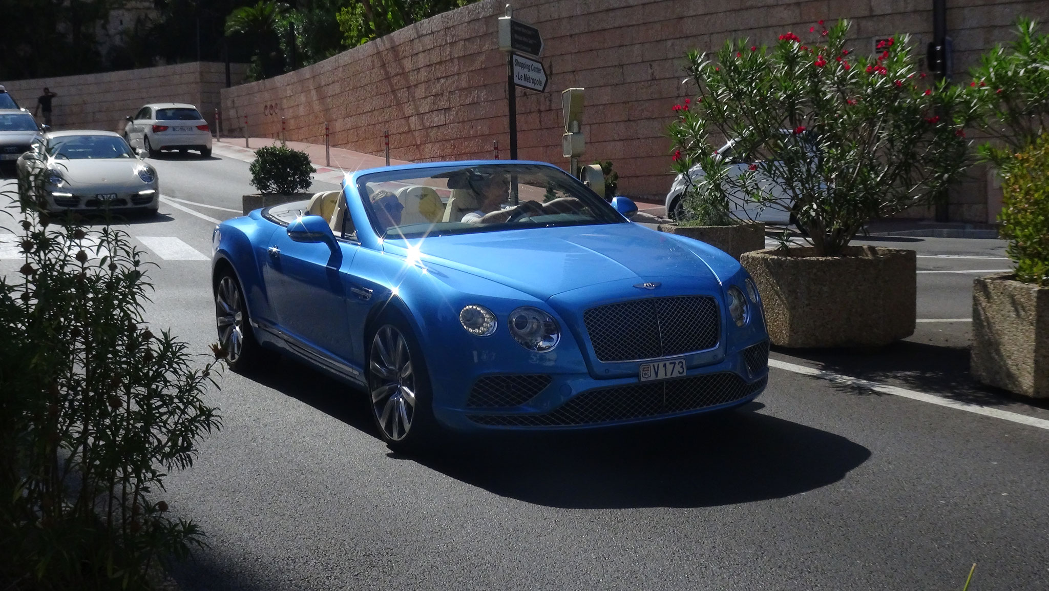 Bentley Continental GTC V8 S - V173 (MC)