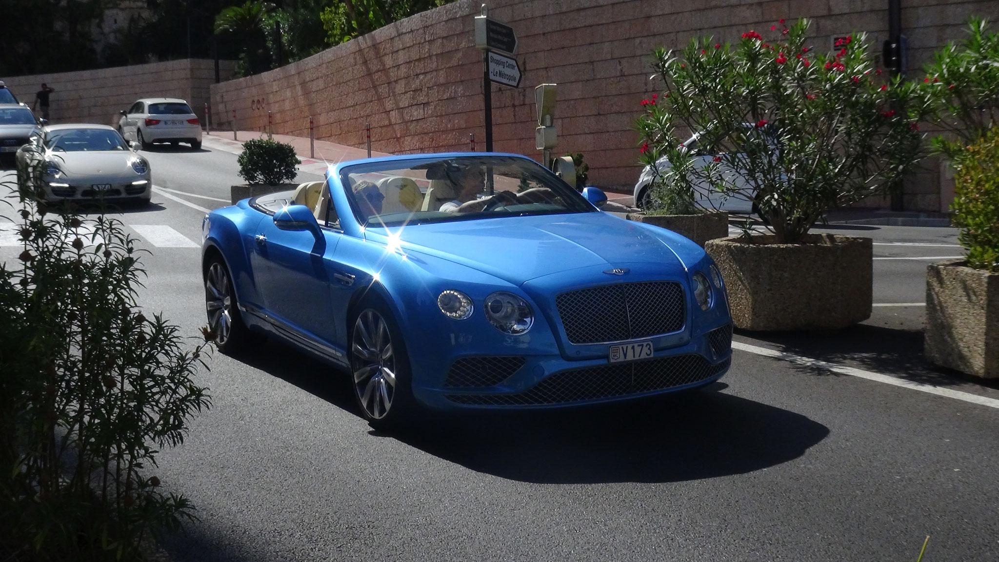 Bentley Continental GTC V8 S - V173 (MC)