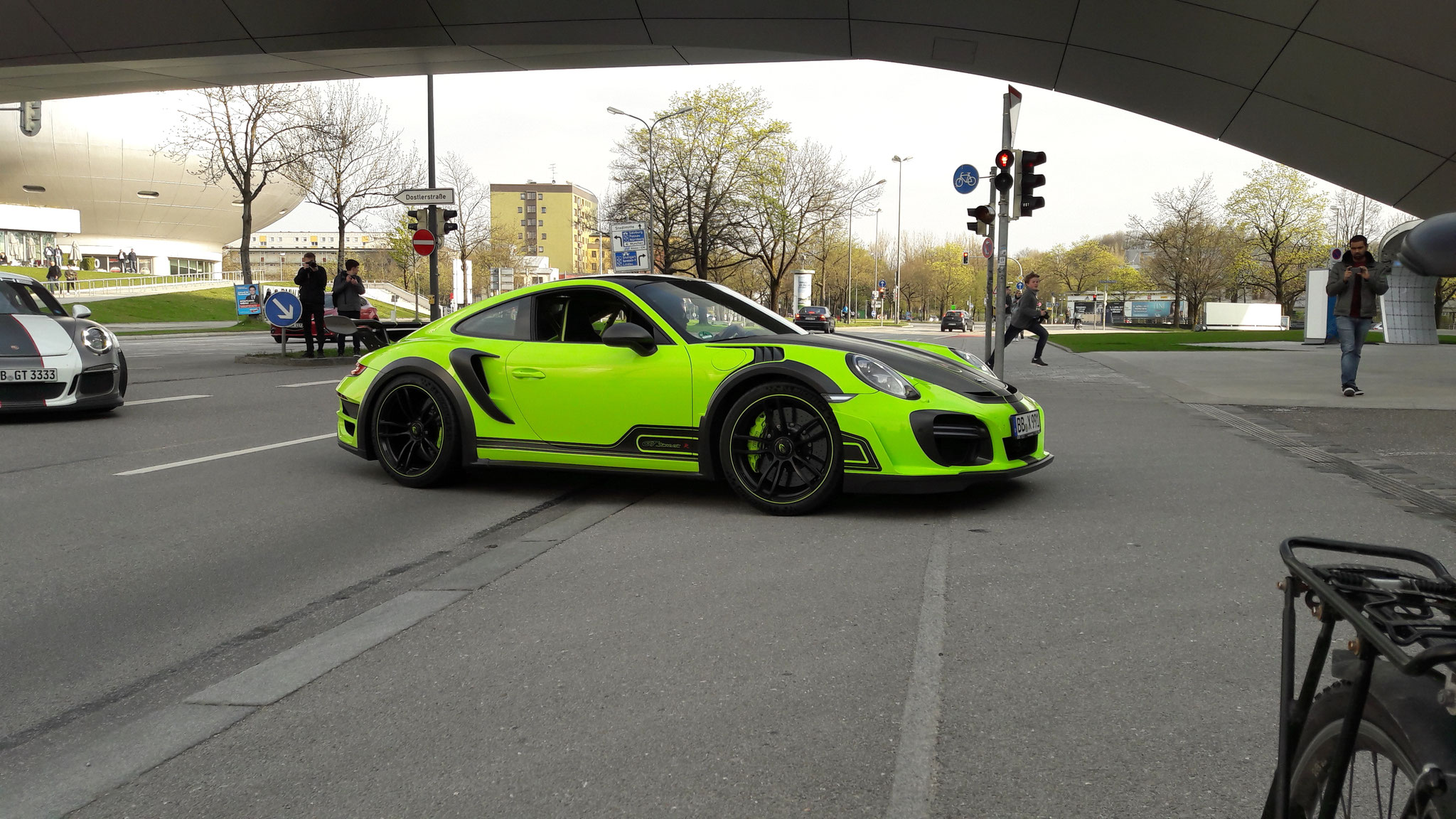 Techart GTStreet R - BB-X-991