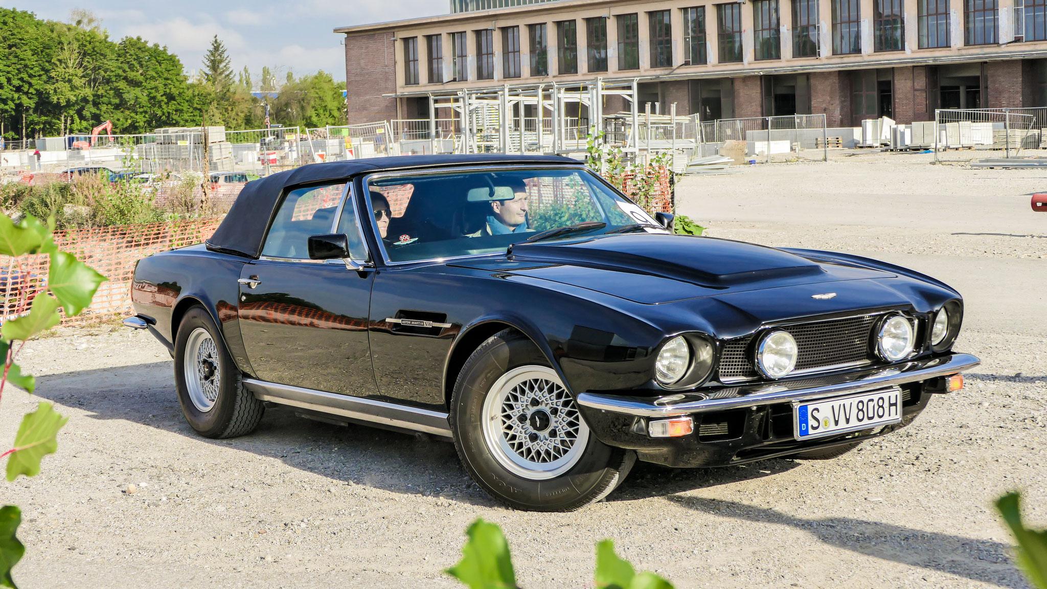 Aston Martin V8 Vantage 1983 - S-VV-808H