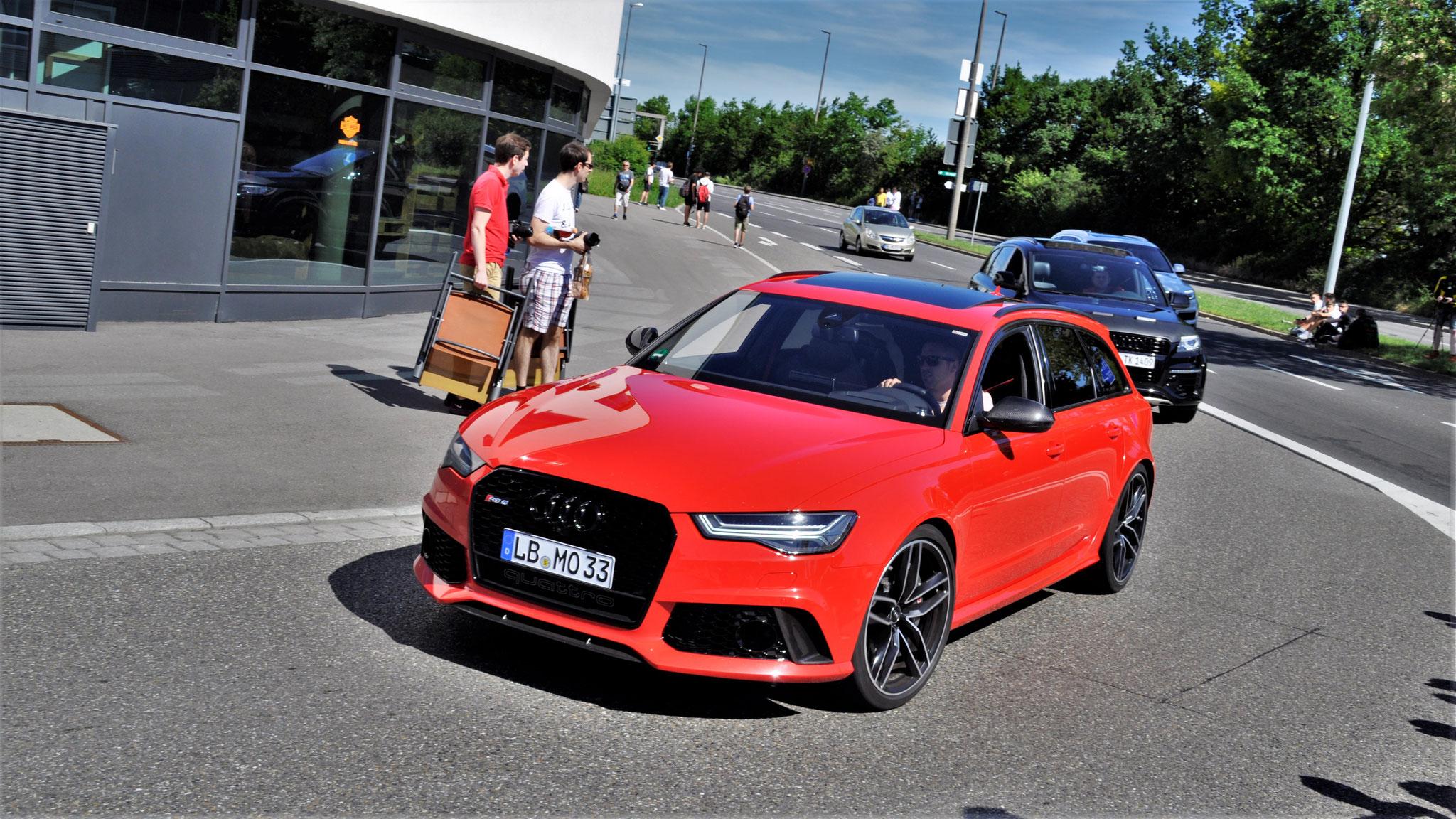 Audi RS6 - LB-MO-33