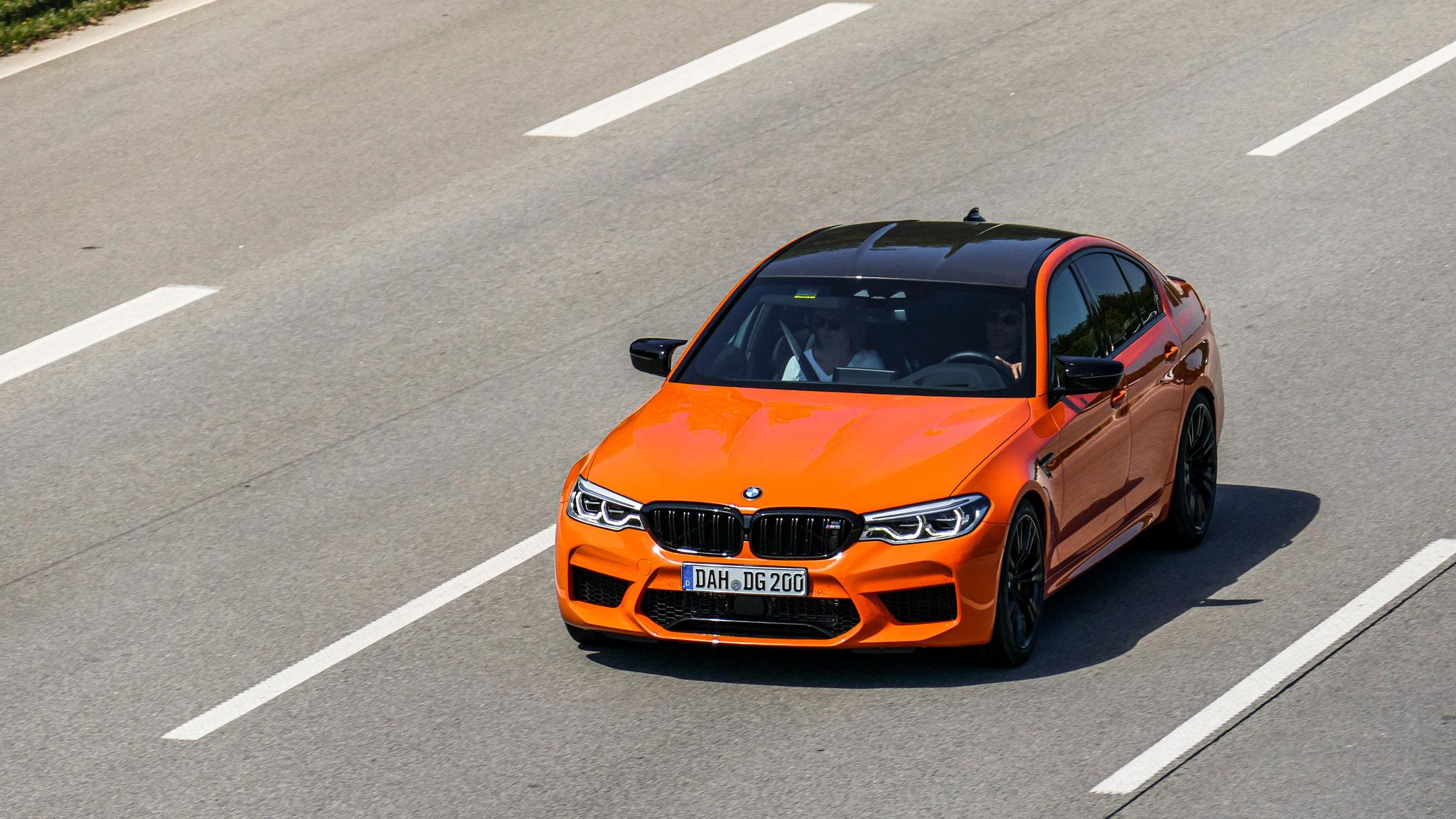 BMW M5 - DAH-DG-200