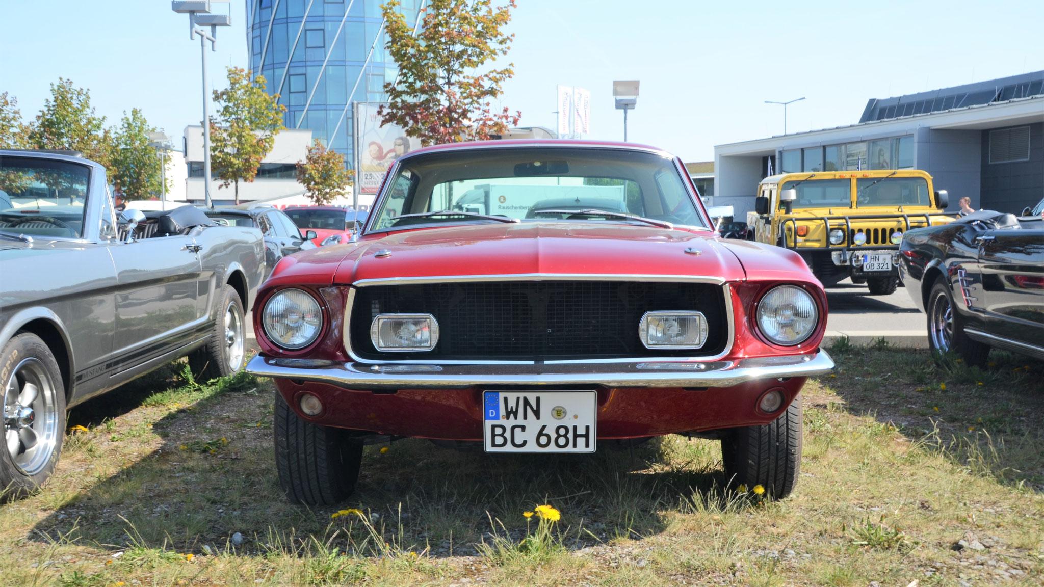Mustang I - WN-BC-68H