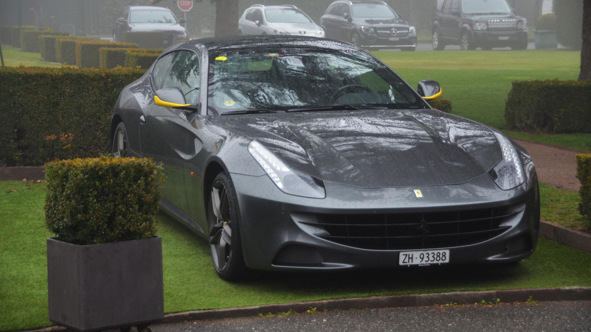 Ferrari FF - ZH-93388 (CH)