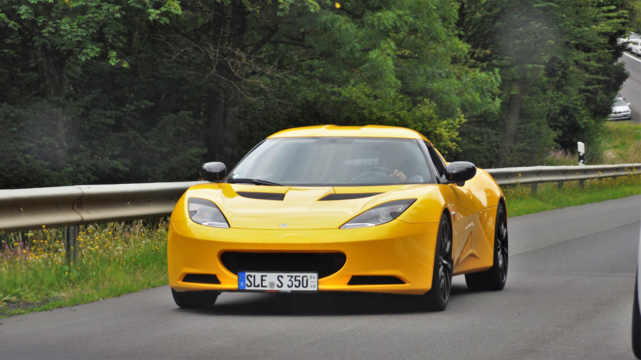 Lotus Evora - SLE-S-350