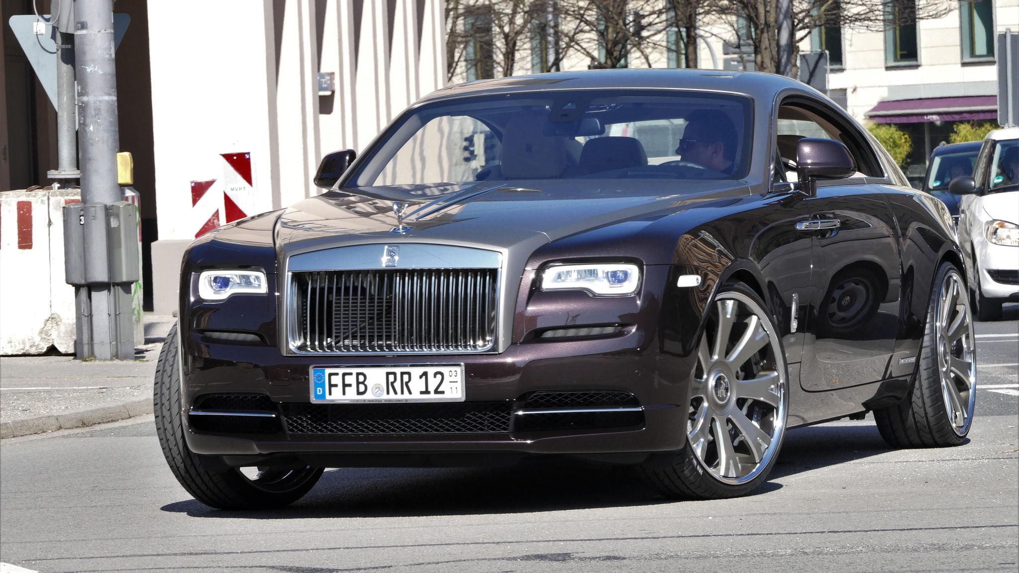 Rolls Royce Wraith - FFB-RR-12