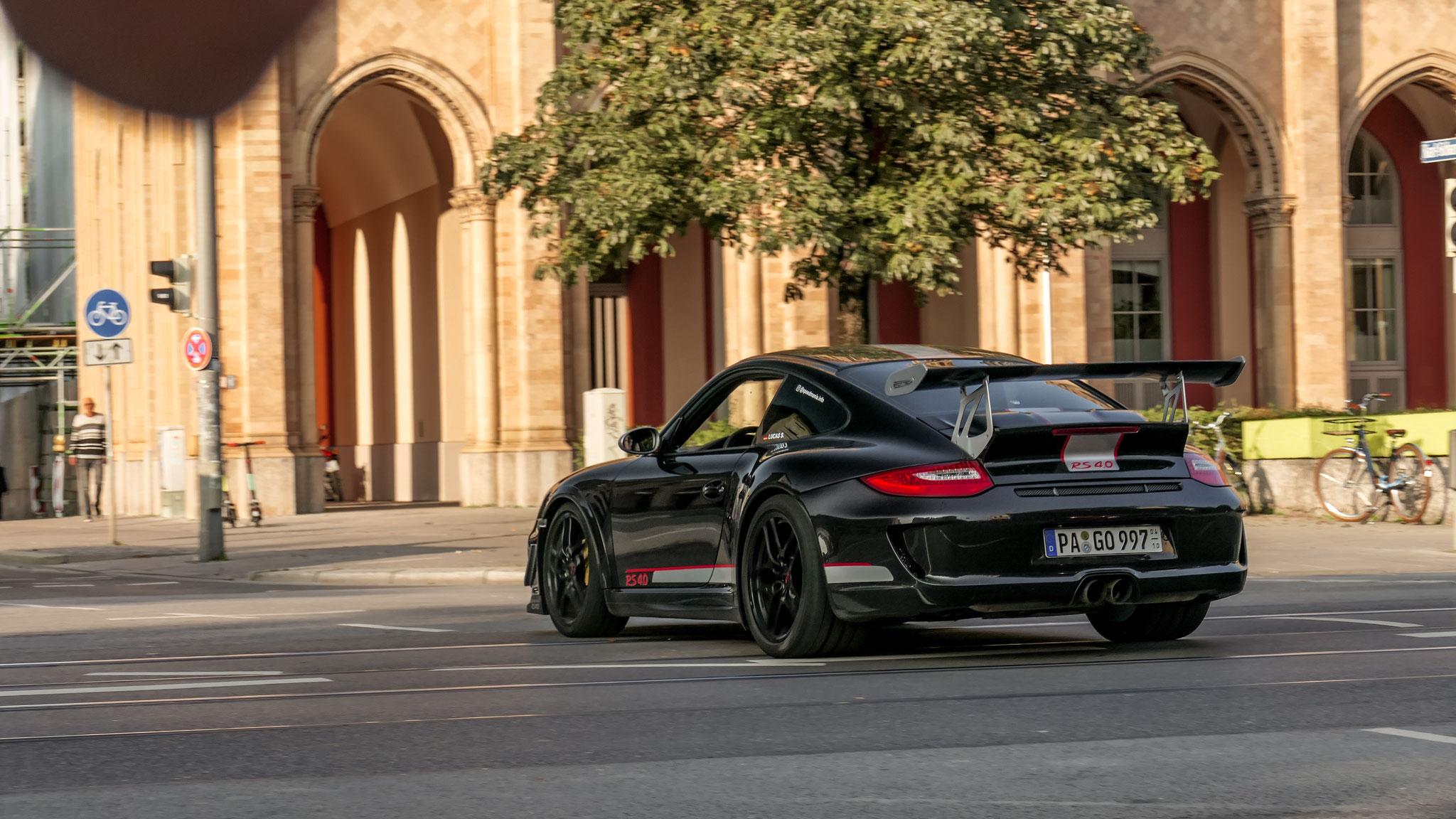 Porsche 911 GT3 RS 4.0 - PA-GO-997