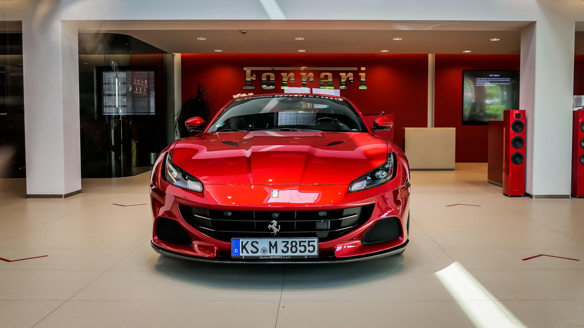 Ferrari Portofino M - KS-M-3855