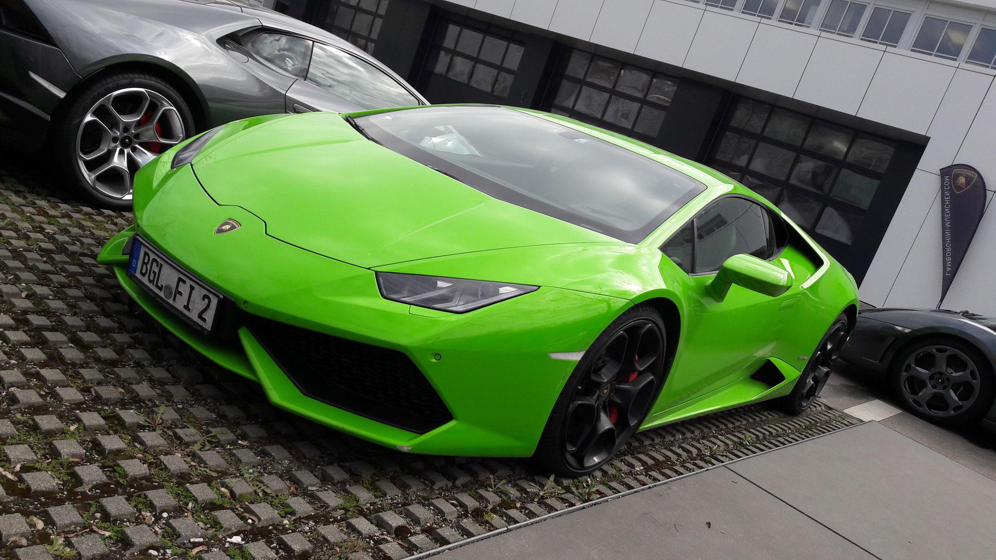 Lamborghini Huracan - BGL-FI-2