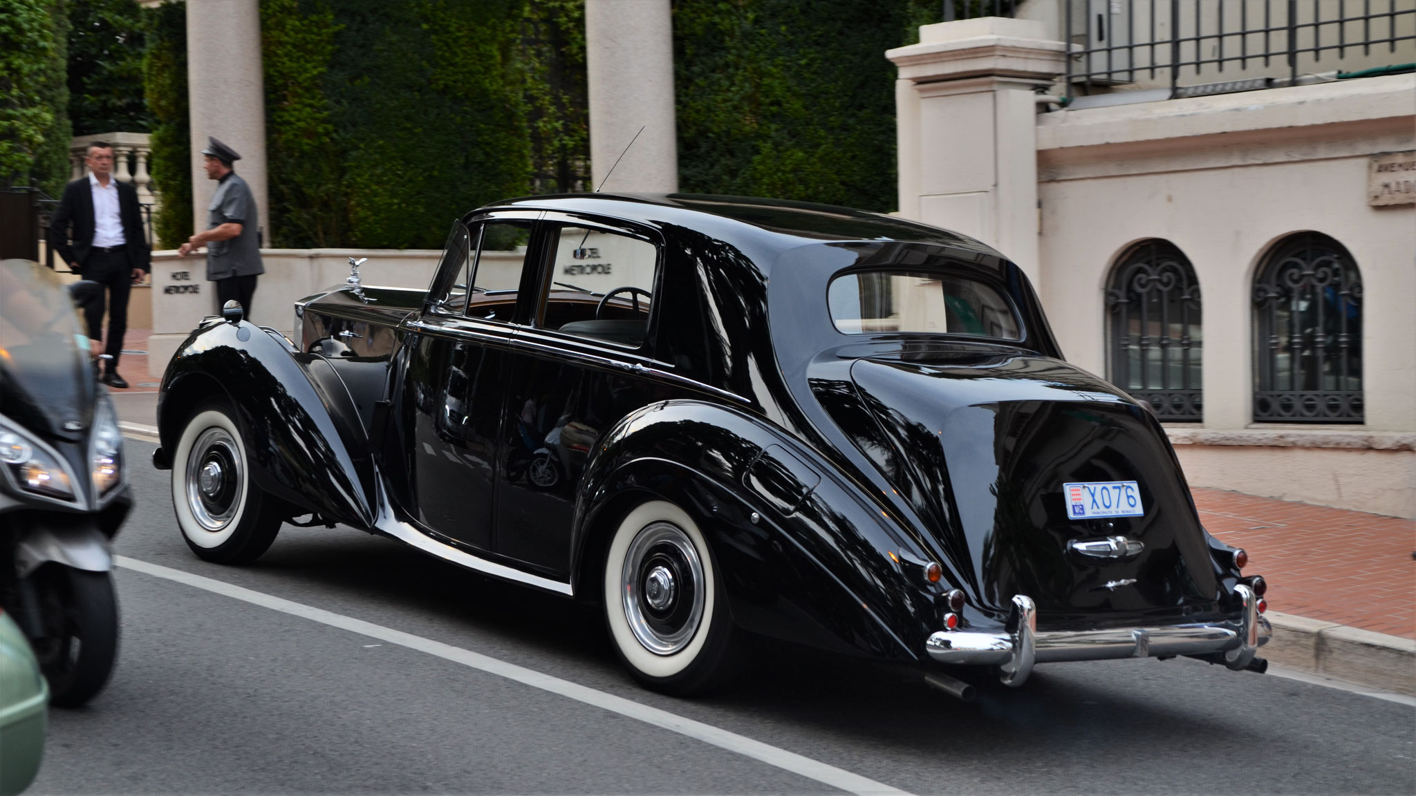 Rolls Royce Silver Cloud I - X076 (MC)