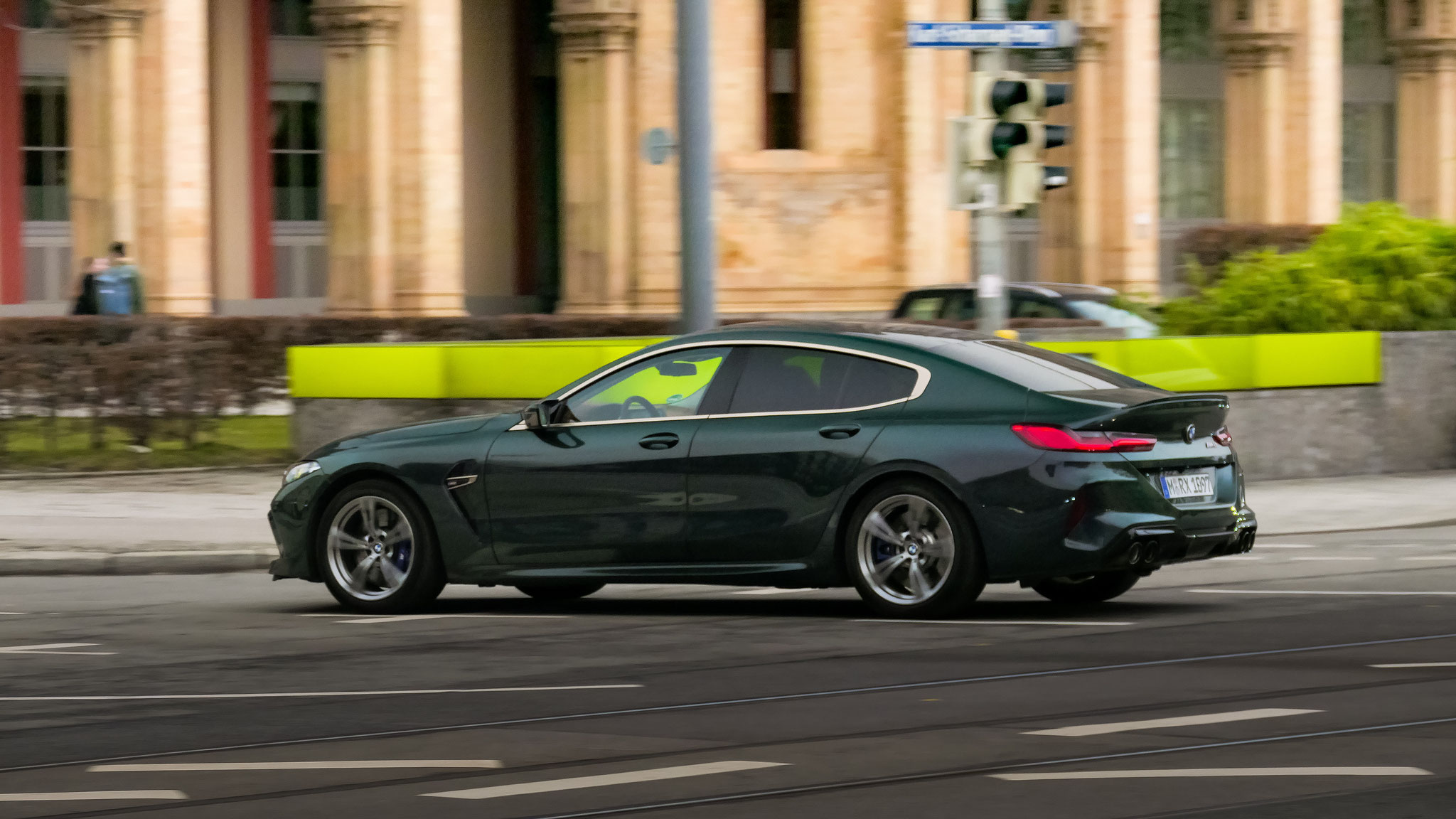 BMW M8 Competition Gran Coupé First Edition - M-RX-1097