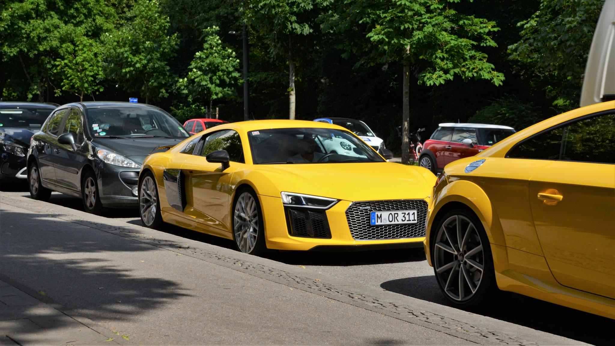 Audi R8 V10 - M-OR-311