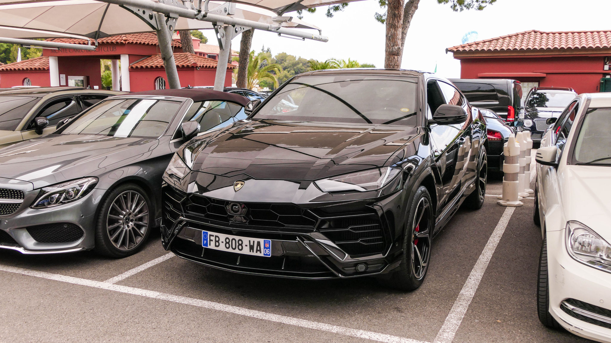 Lamborghini Urus - FB-808-WA-06 (FRA)