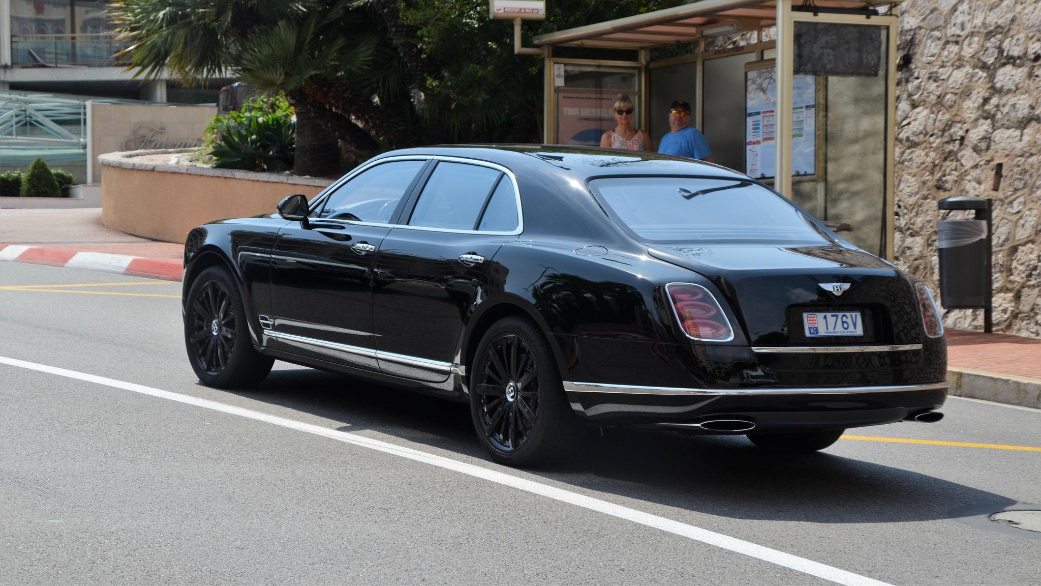 Bentley Mulsanne - 176V (MC)