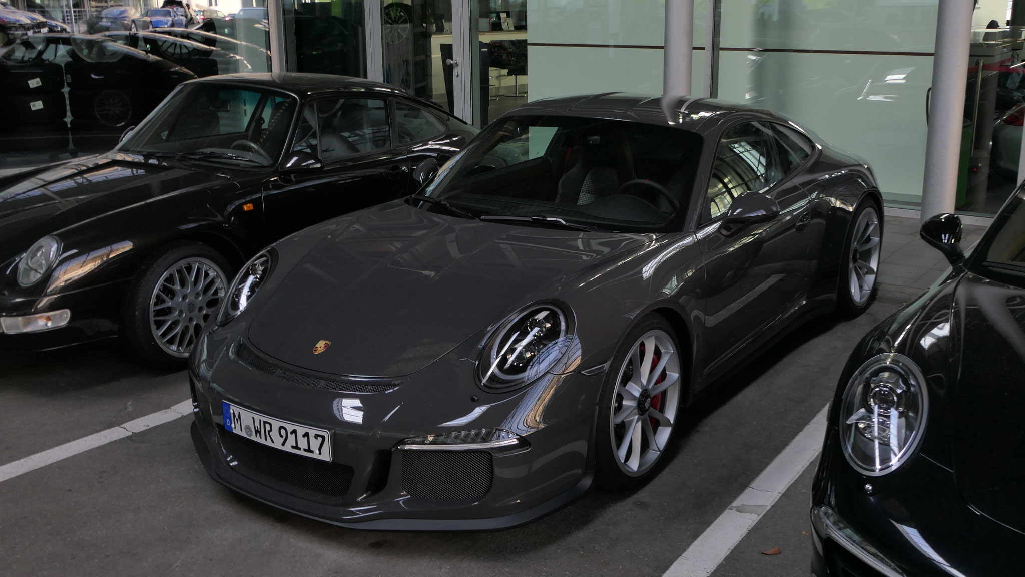 Porsche 991 GT3 Touring Package - M-WR-9117