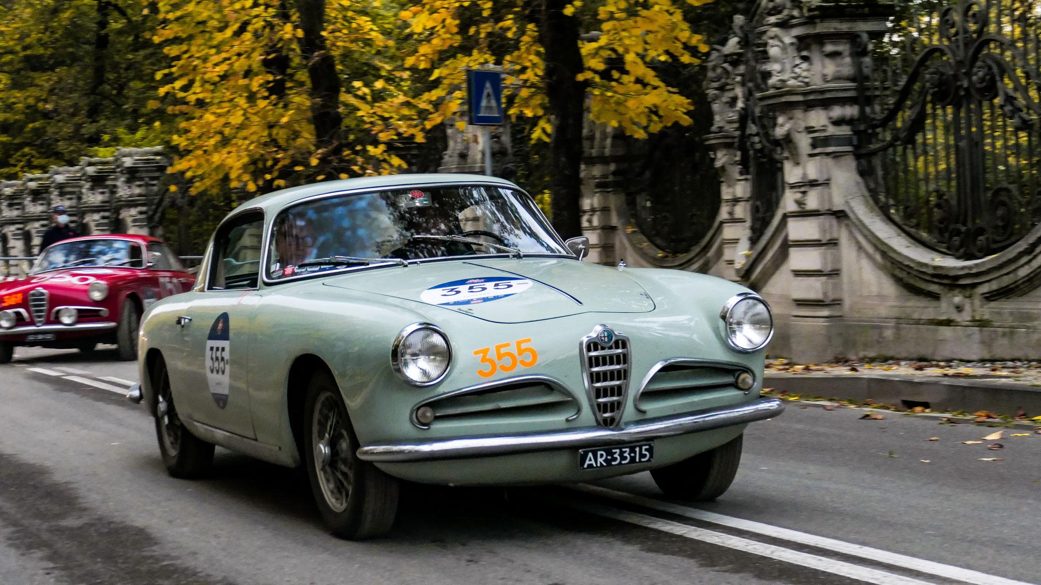 Alfa Romeo 1900C Super Sprint Touring - AR-33-15 (NL)