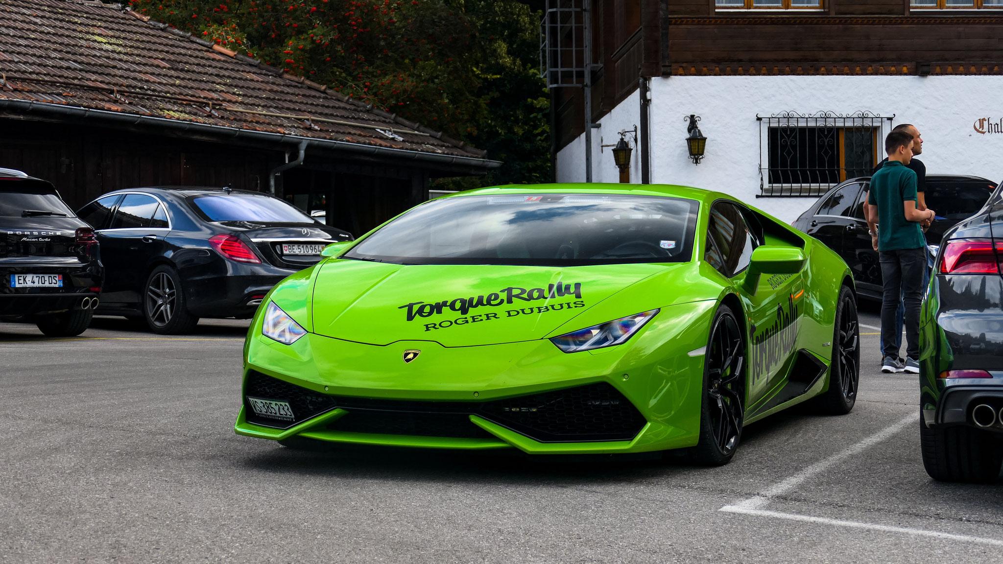 Lamborghini Huracan -VS-385233 (CH)