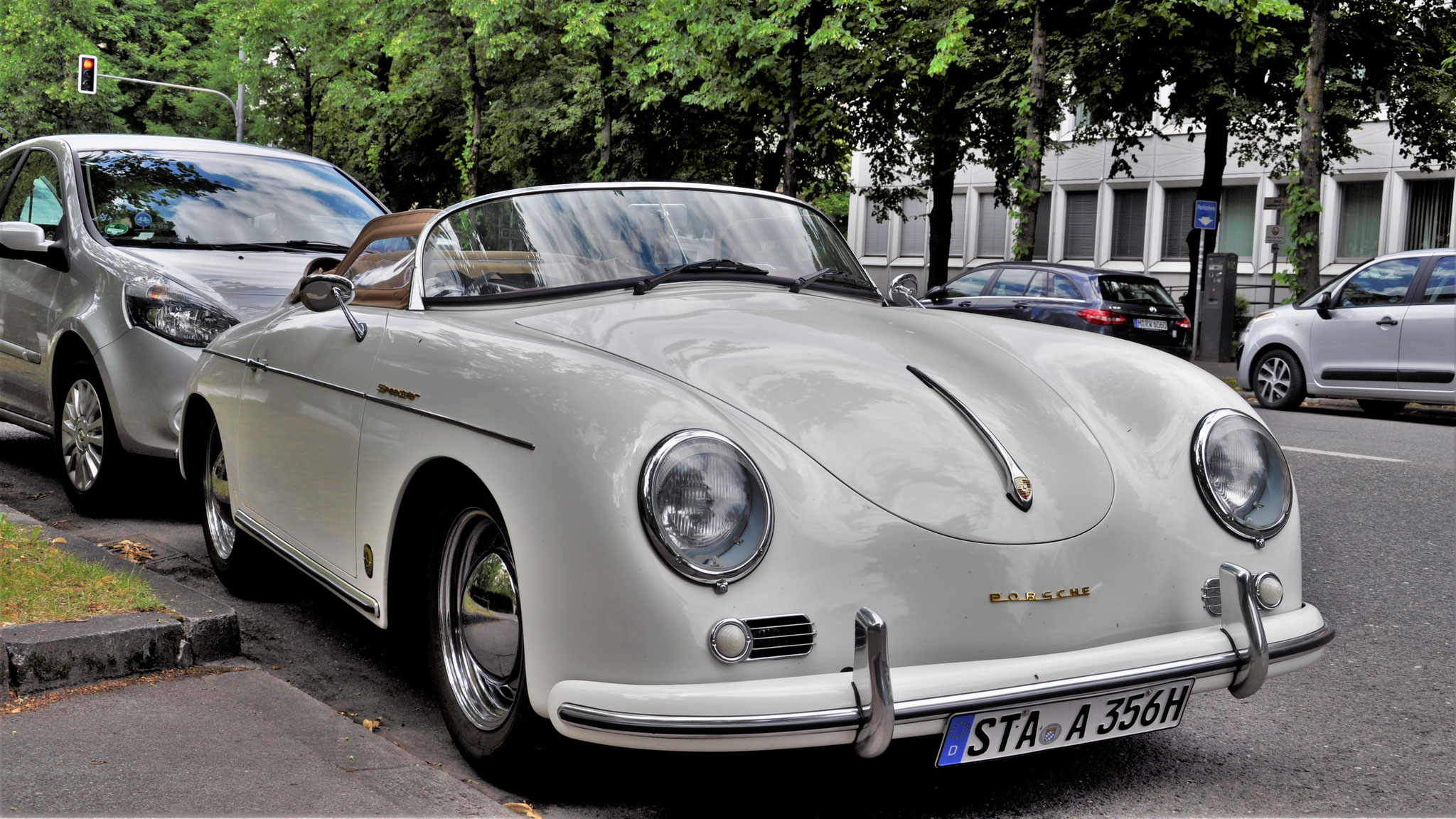 Porsche 356 1600 Super Speedster - STA-A-356H