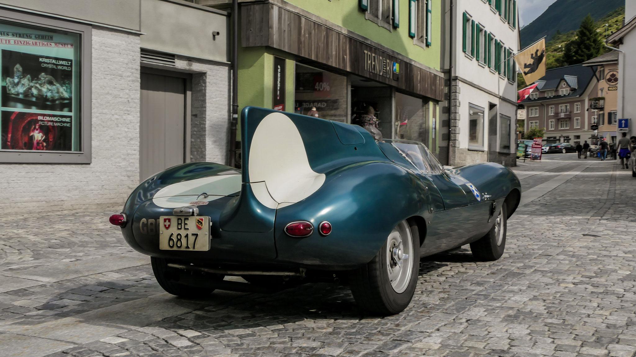 Jaguar D-Type - BE-6817 (CH)