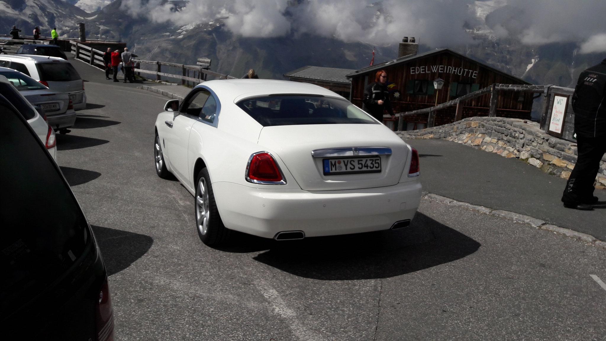 Rolls Royce Wraith - M-YS-5435