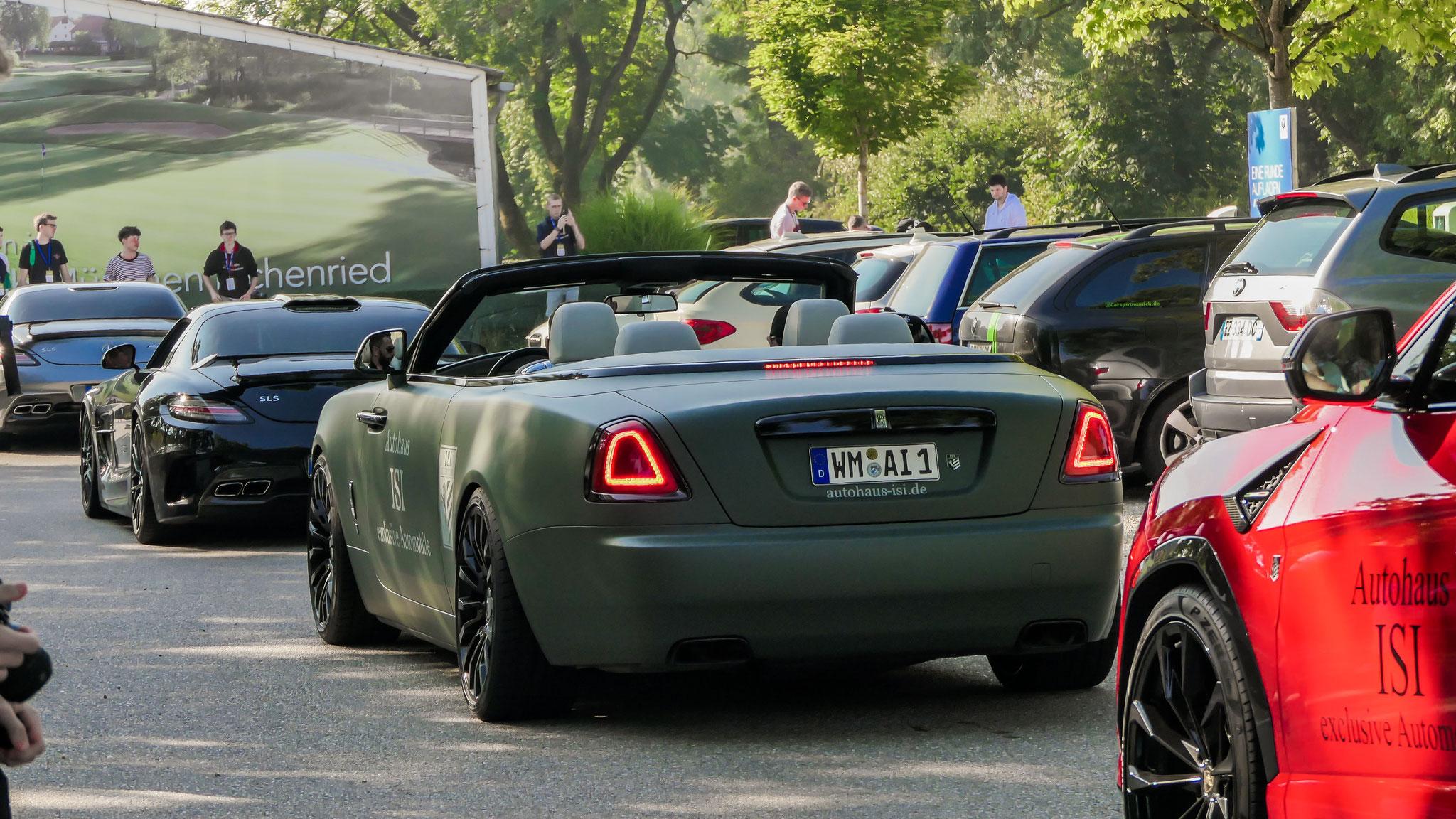 Rolls Royce Dawn - WM-AI-1