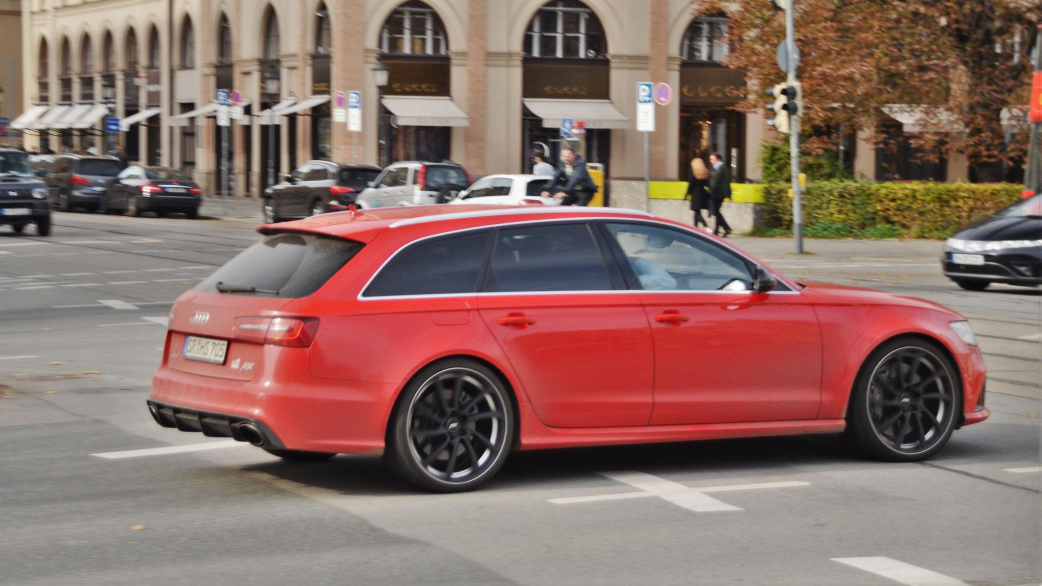 Audi RS6 ABT - SR-HS-705