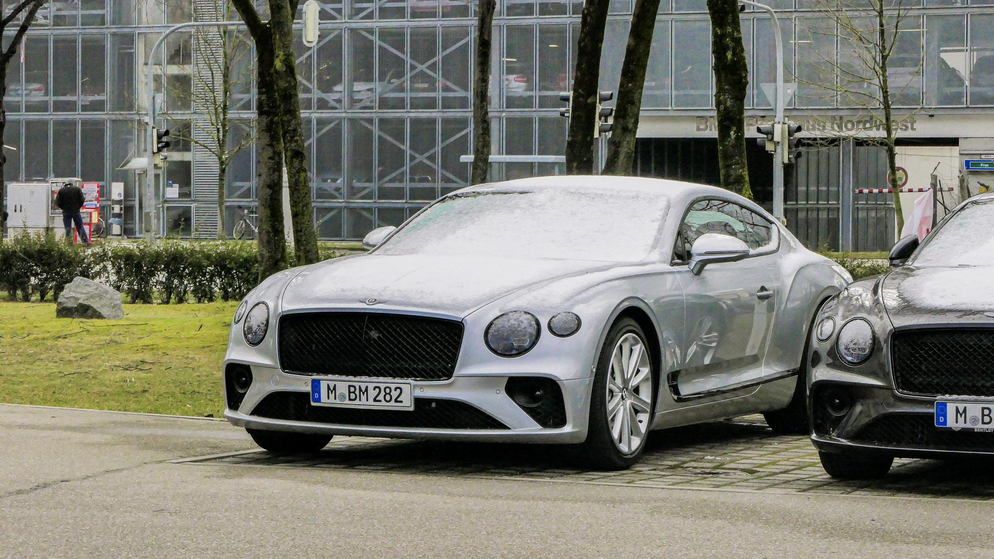 Bentley Continental GT - M-BM-282