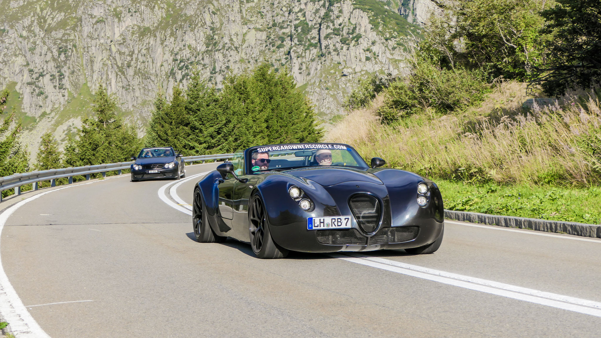Wiesmann Roadster MF5 - LH-RB-7