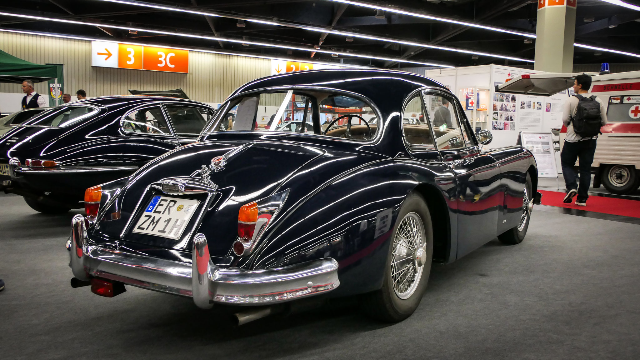 Jaguar XK 150 - ER-ZM-1H