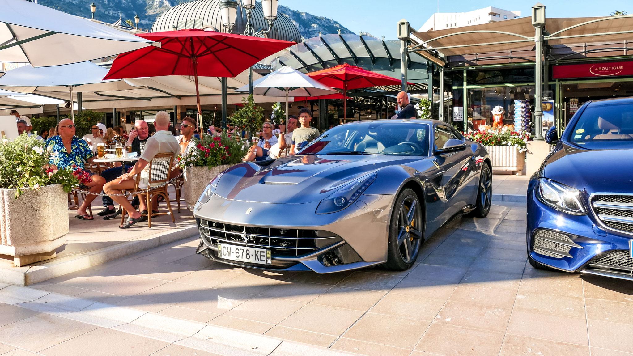 Ferrari F12 Berlinetta - CW-678-KE-06 (MC)