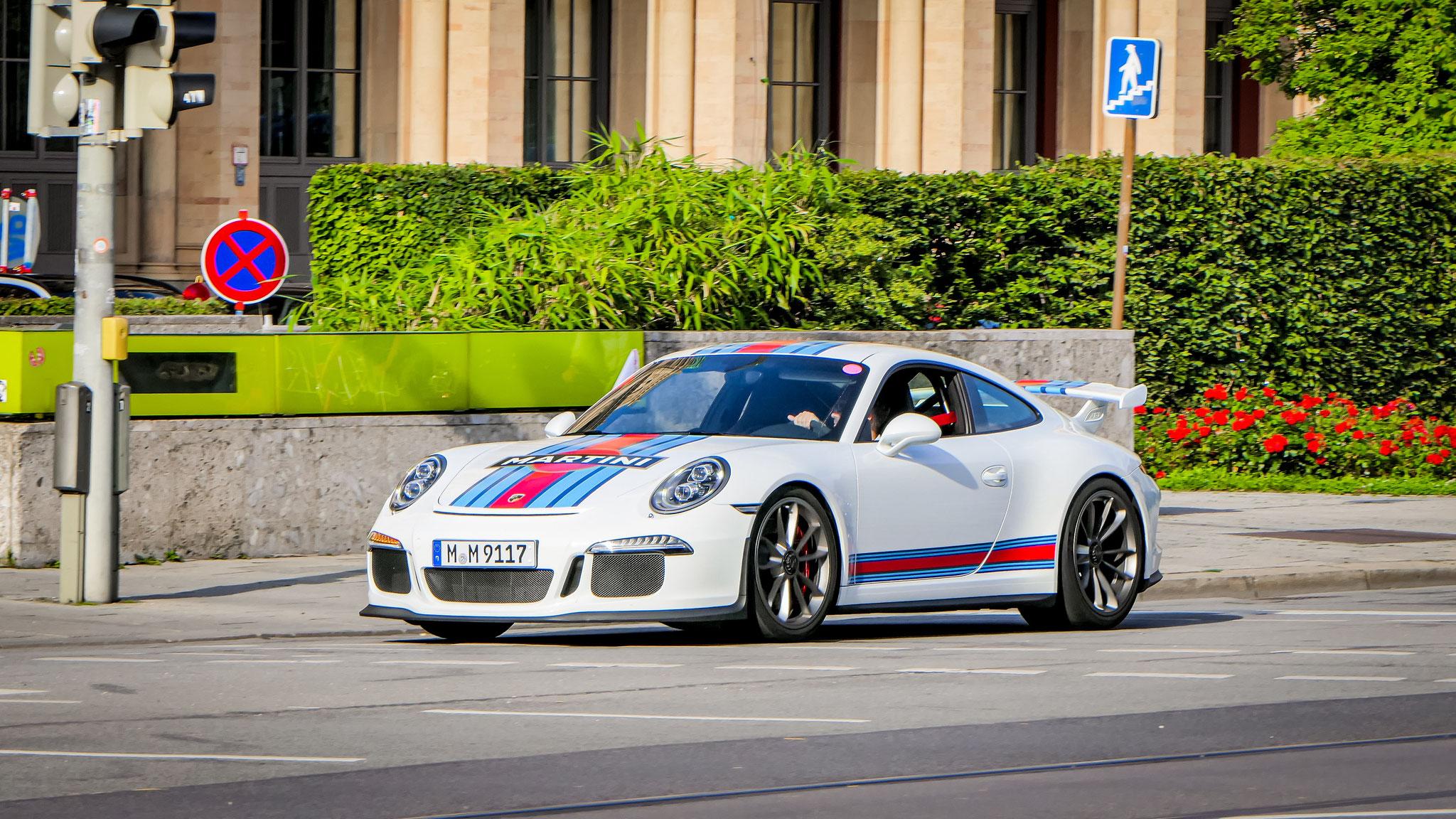 Porsche 991 GT3 - M-M-9117