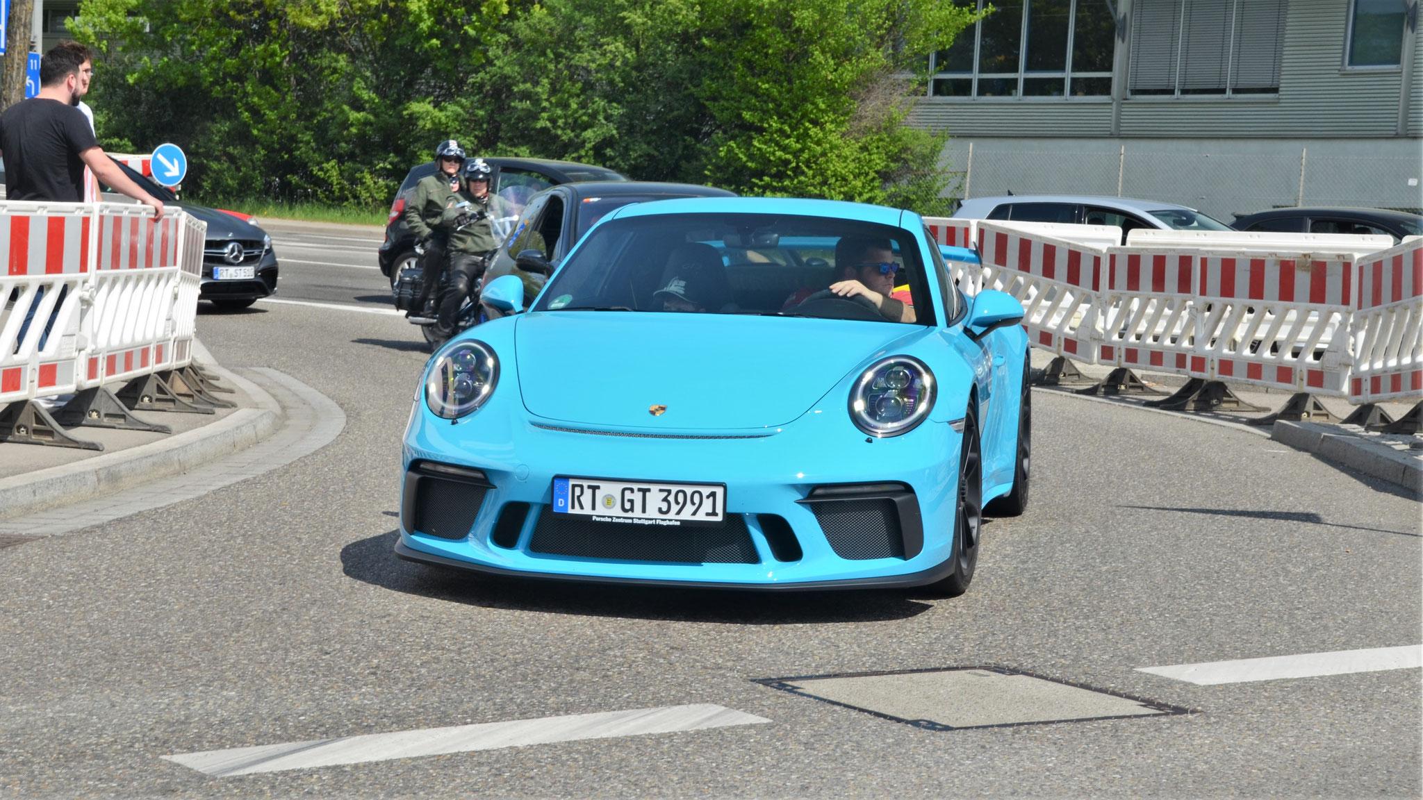 Porsche 991 GT3 - RT-GT-3991