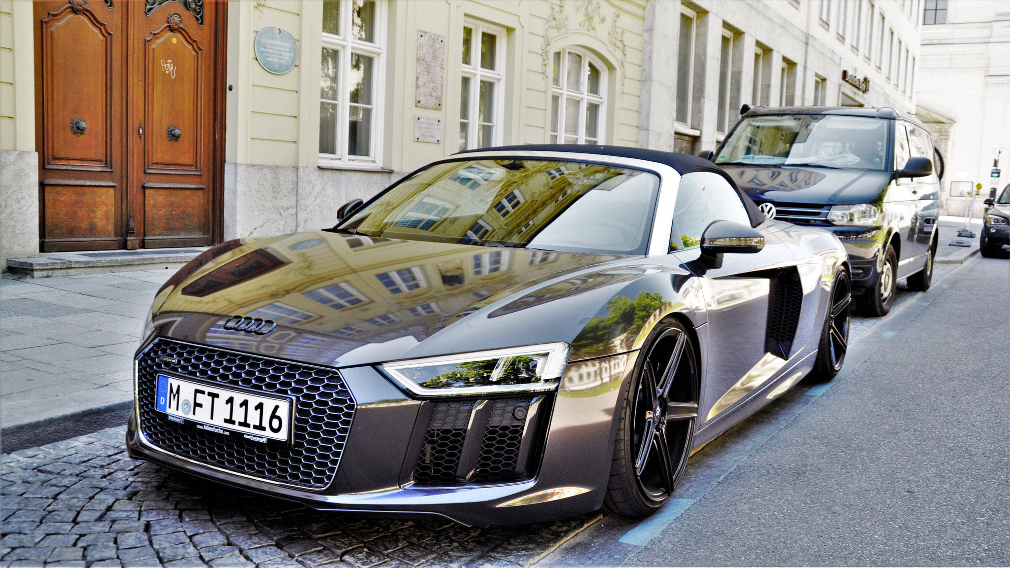 Audi R8 V10 Spyder - M-FT-1116