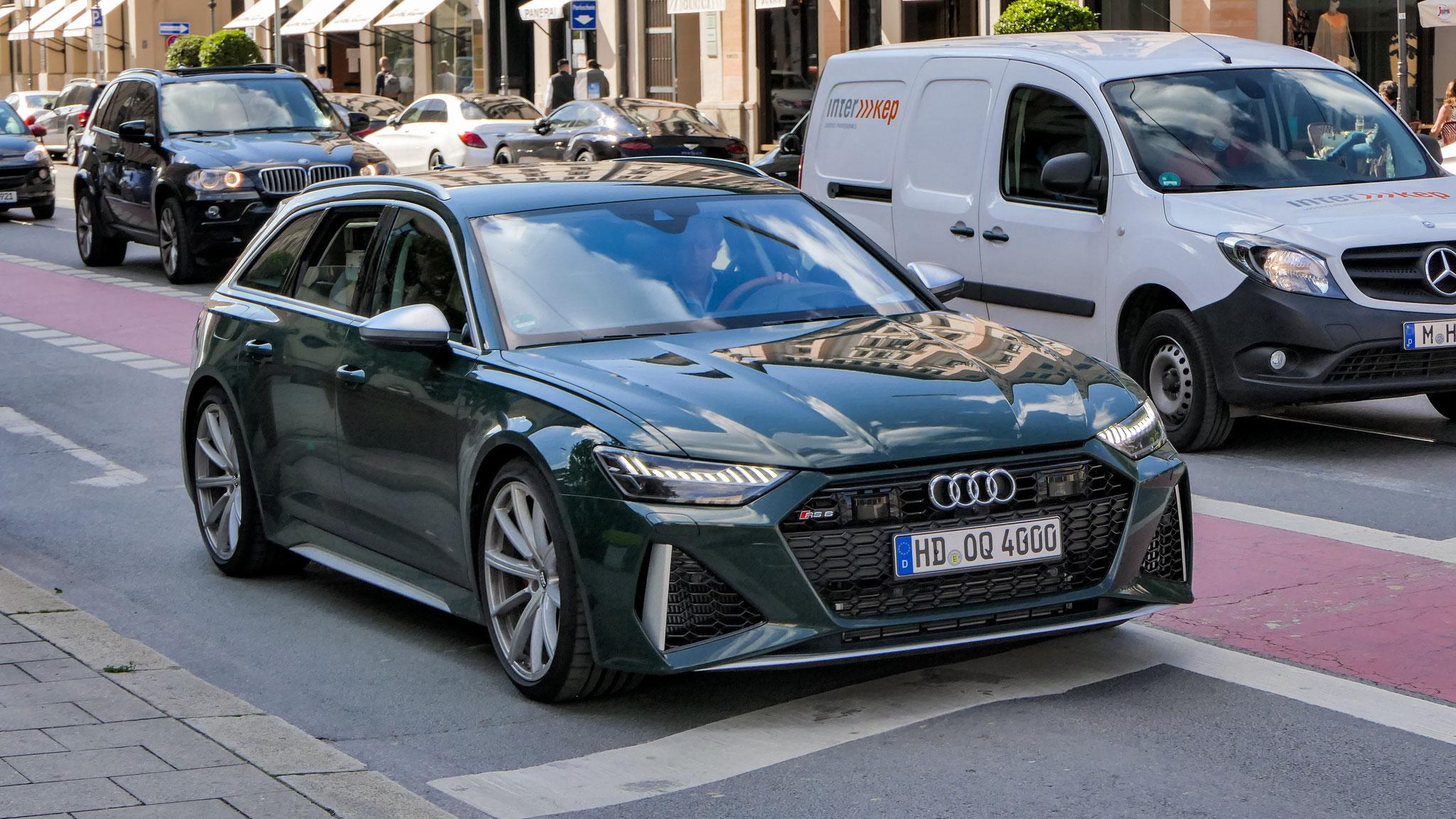 Audi RS6 - HD-OQ-4000