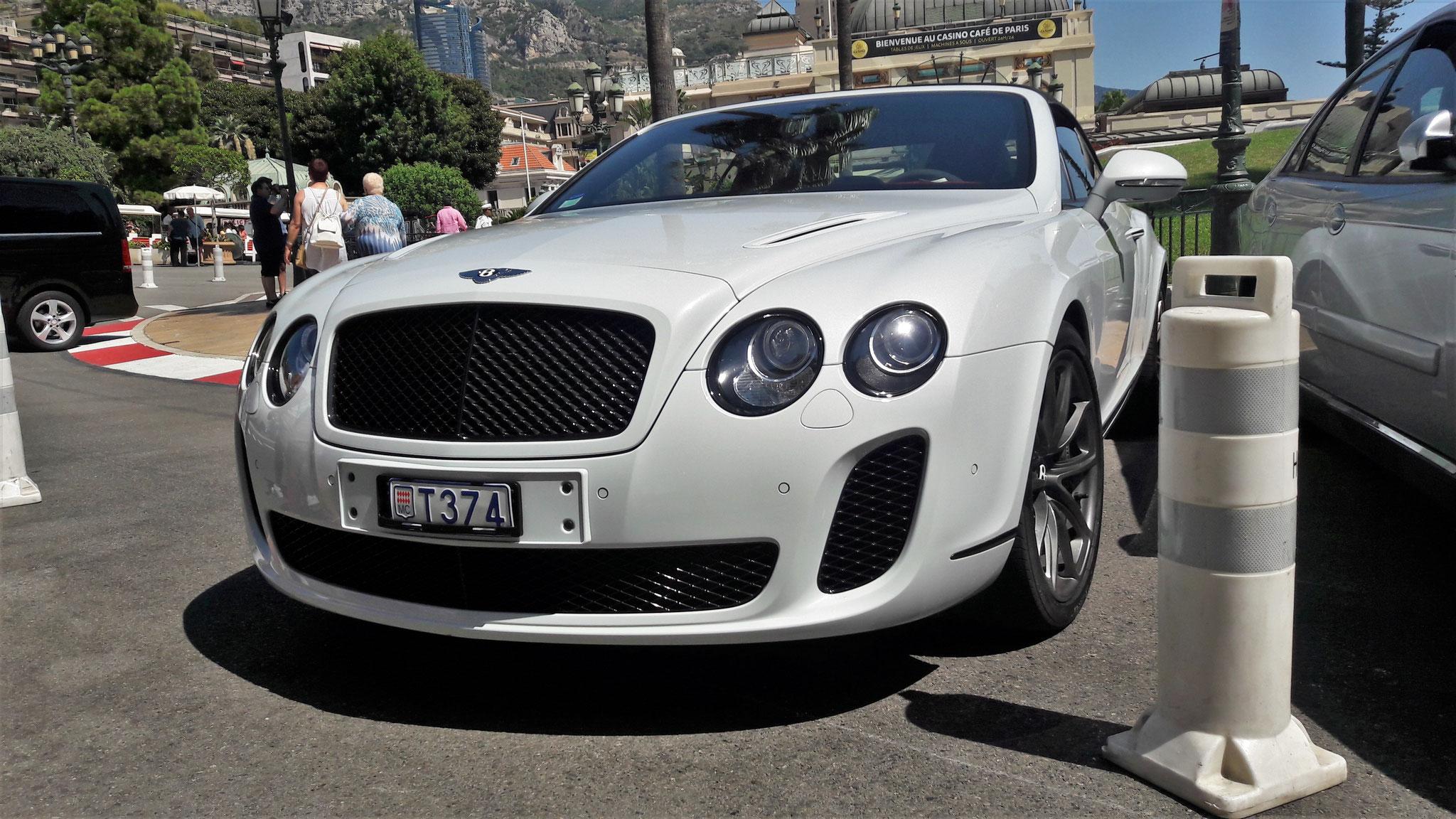 Bentley Continental GTC Supersports - T374 (MC)
