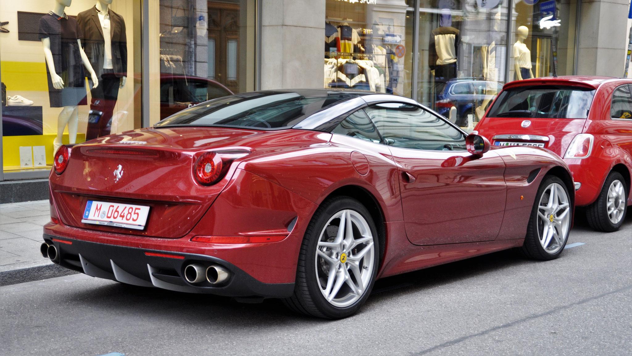Ferrari California T - M-06485