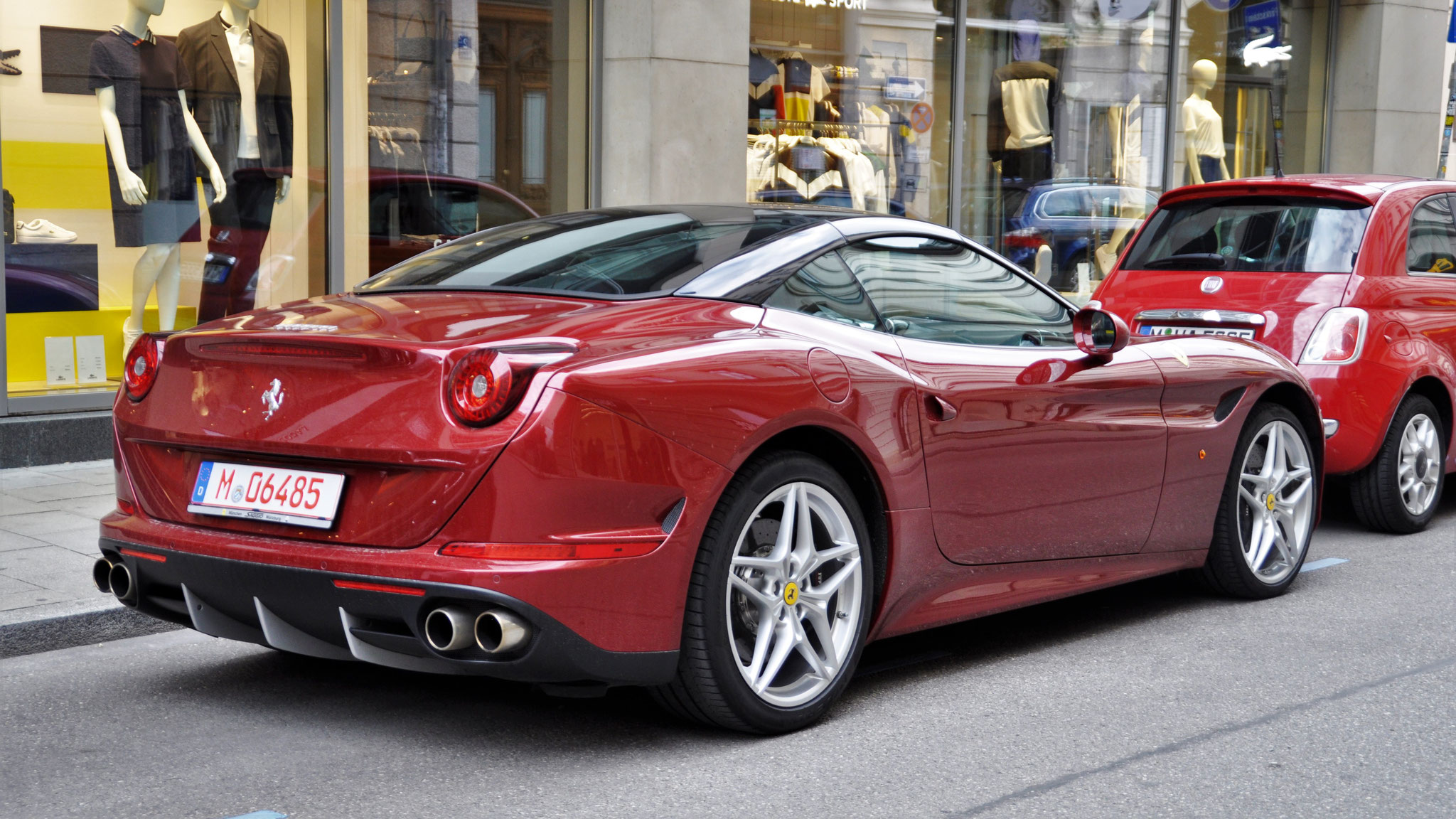 Ferrari California T - M-06485