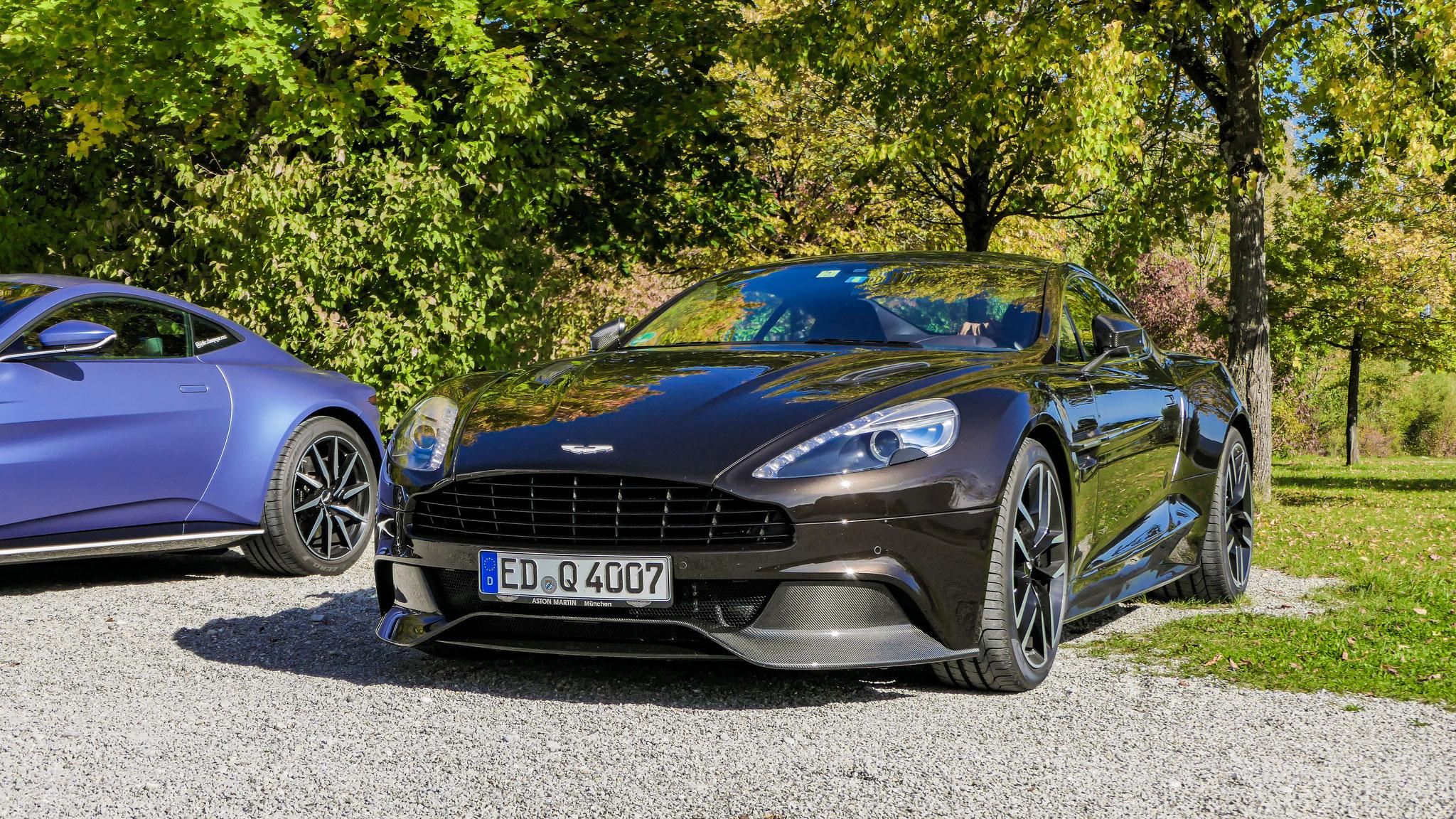 Aston Martin Vanquish - ED-Q-4007